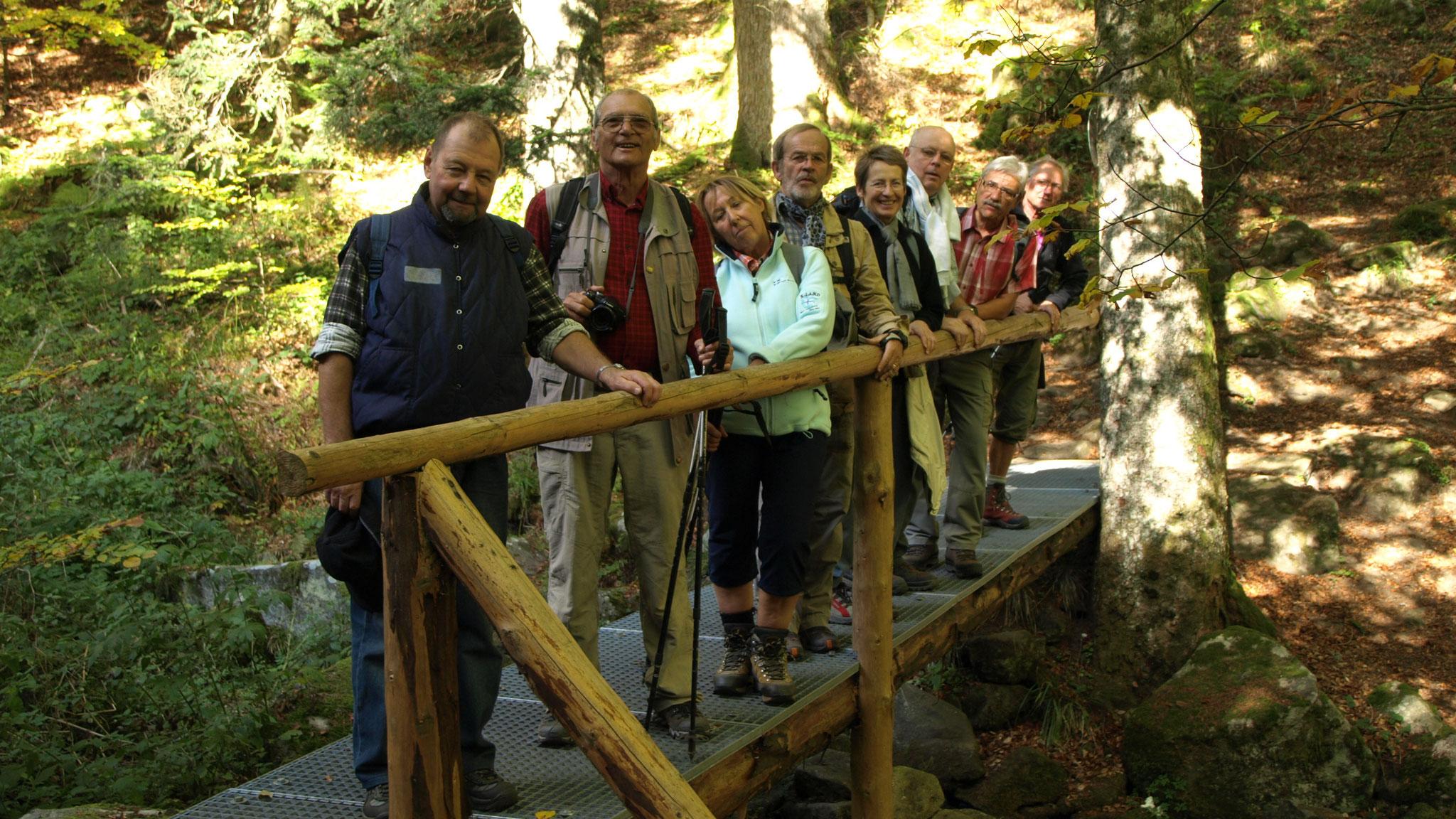 Pont sur le Rimbach