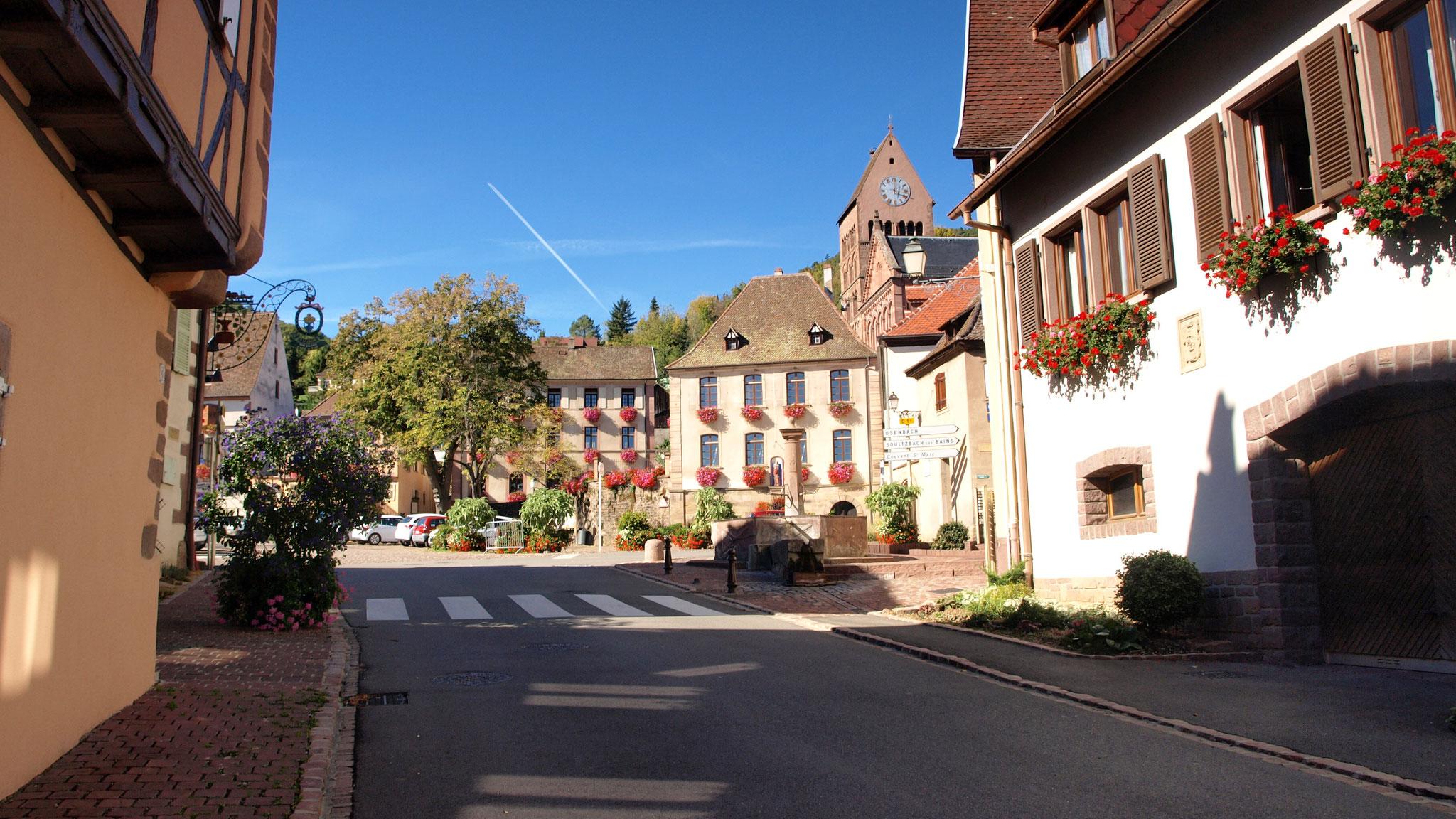 Place de Mairie