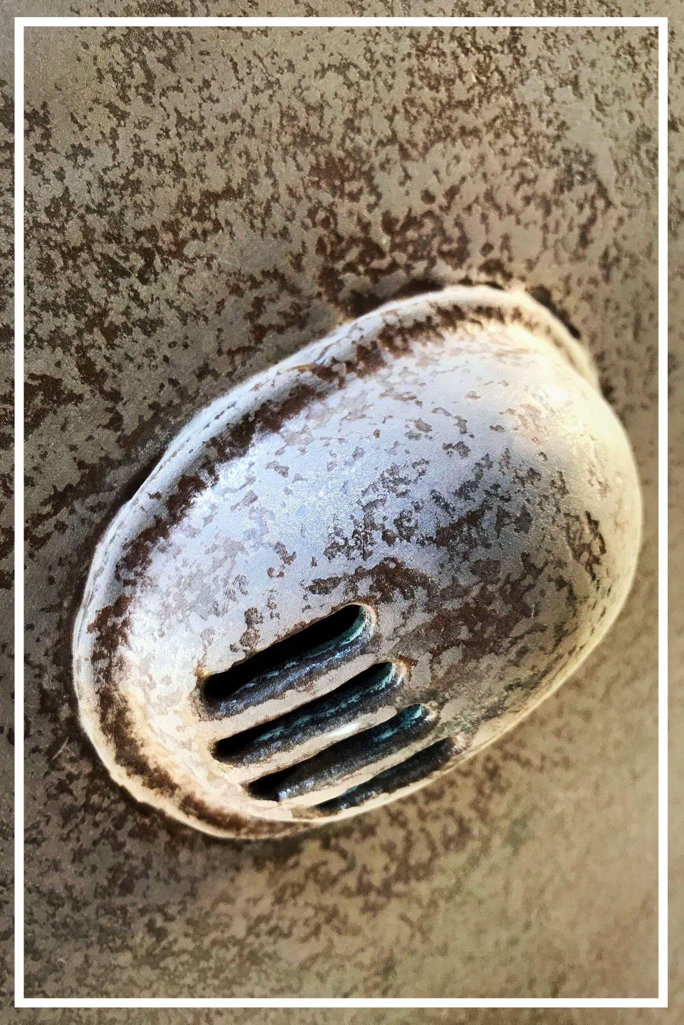 Ansauggitter - Verhindert das Tüten oder ähnliches in den Kühlkreislauf kommen