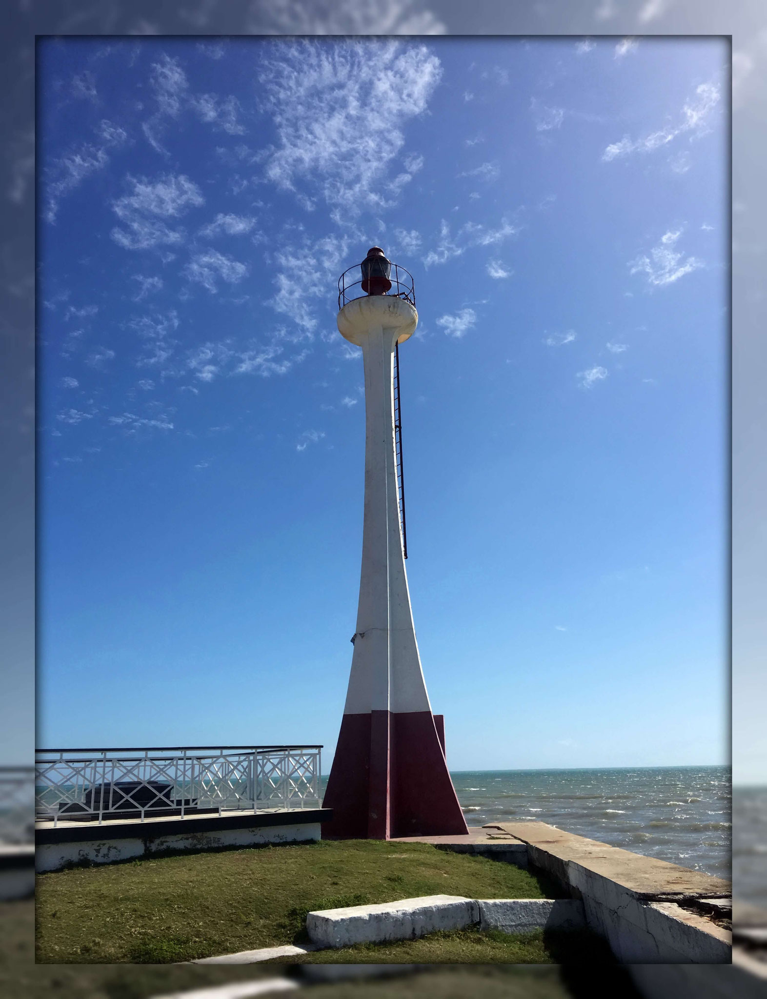 Lighthouse of Belize City