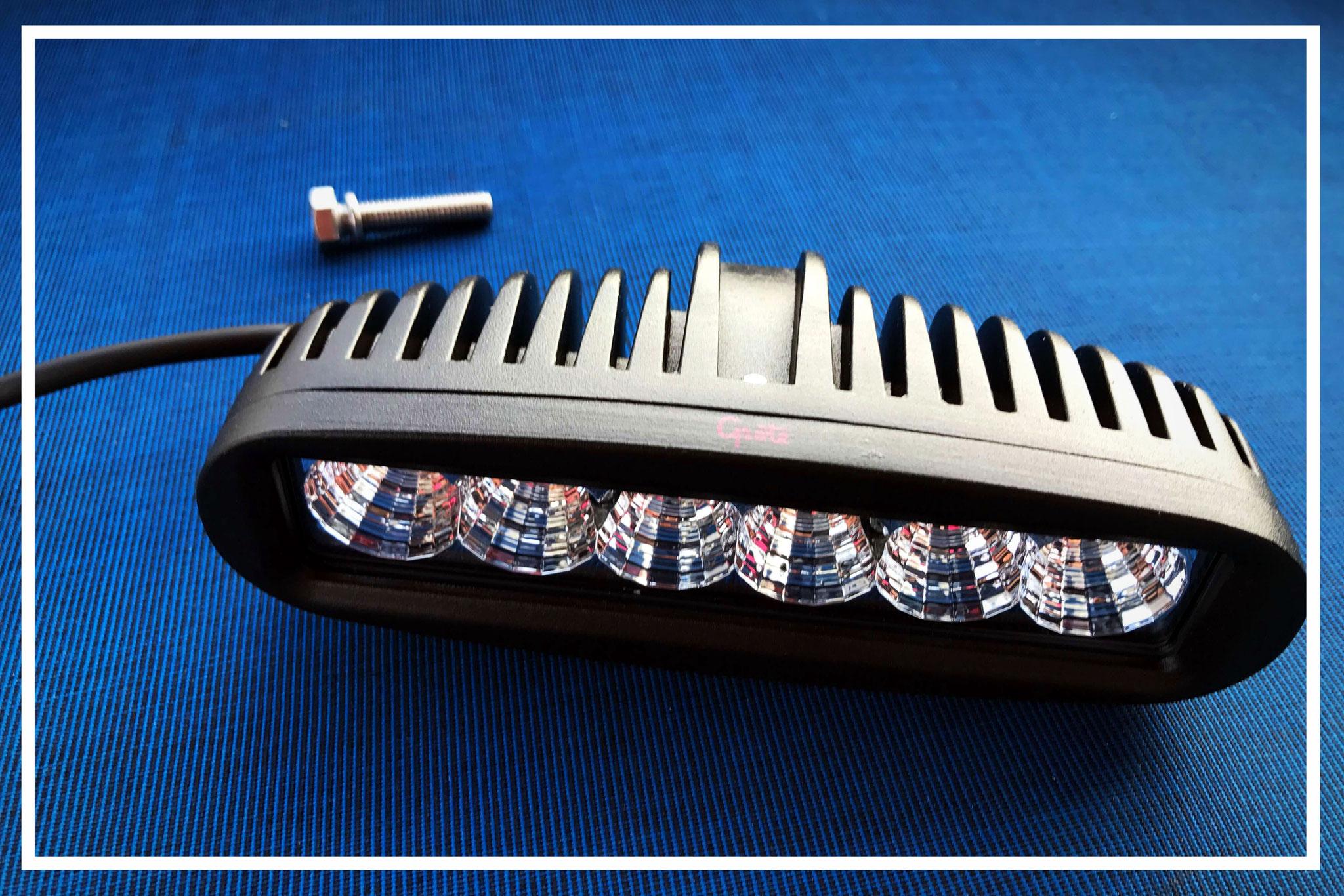 LED Heck-Scheinwerfer