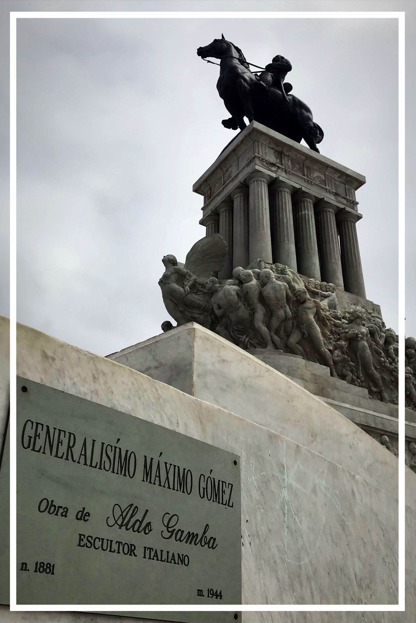 Monumento Máximo Gómez
