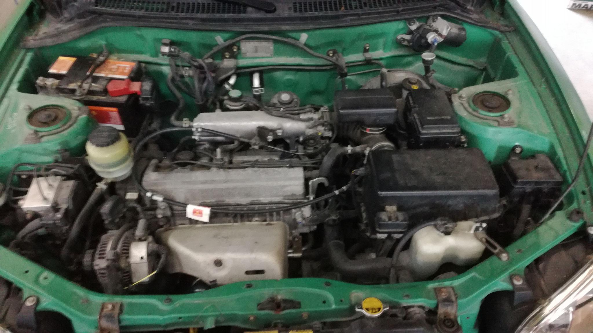 Toyota RAV4 2.0 129 cv - E85