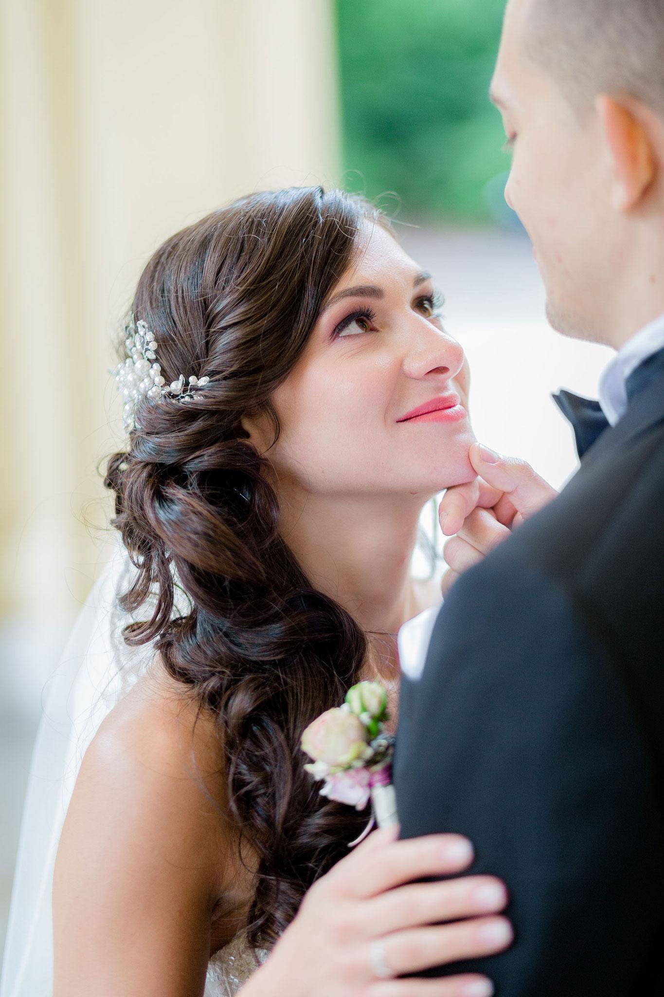 Hochzeit Sara - Airbrushmakeup & Hair