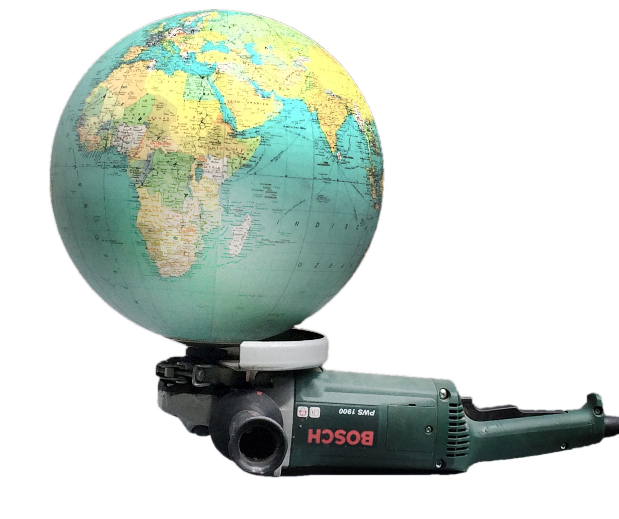 Weltbeschleuniger / Speeding up the Globe