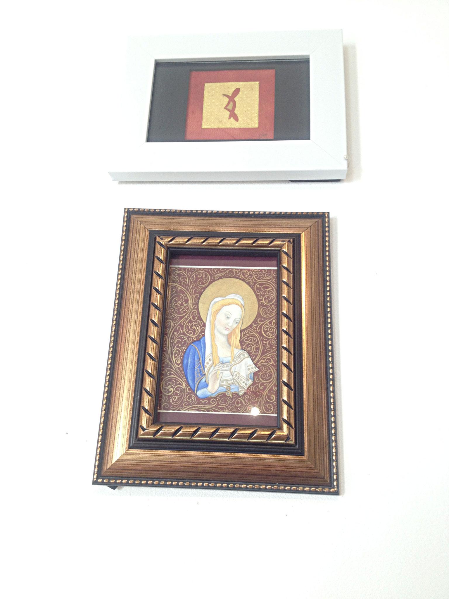 Vierge de style gothique par MSYoung