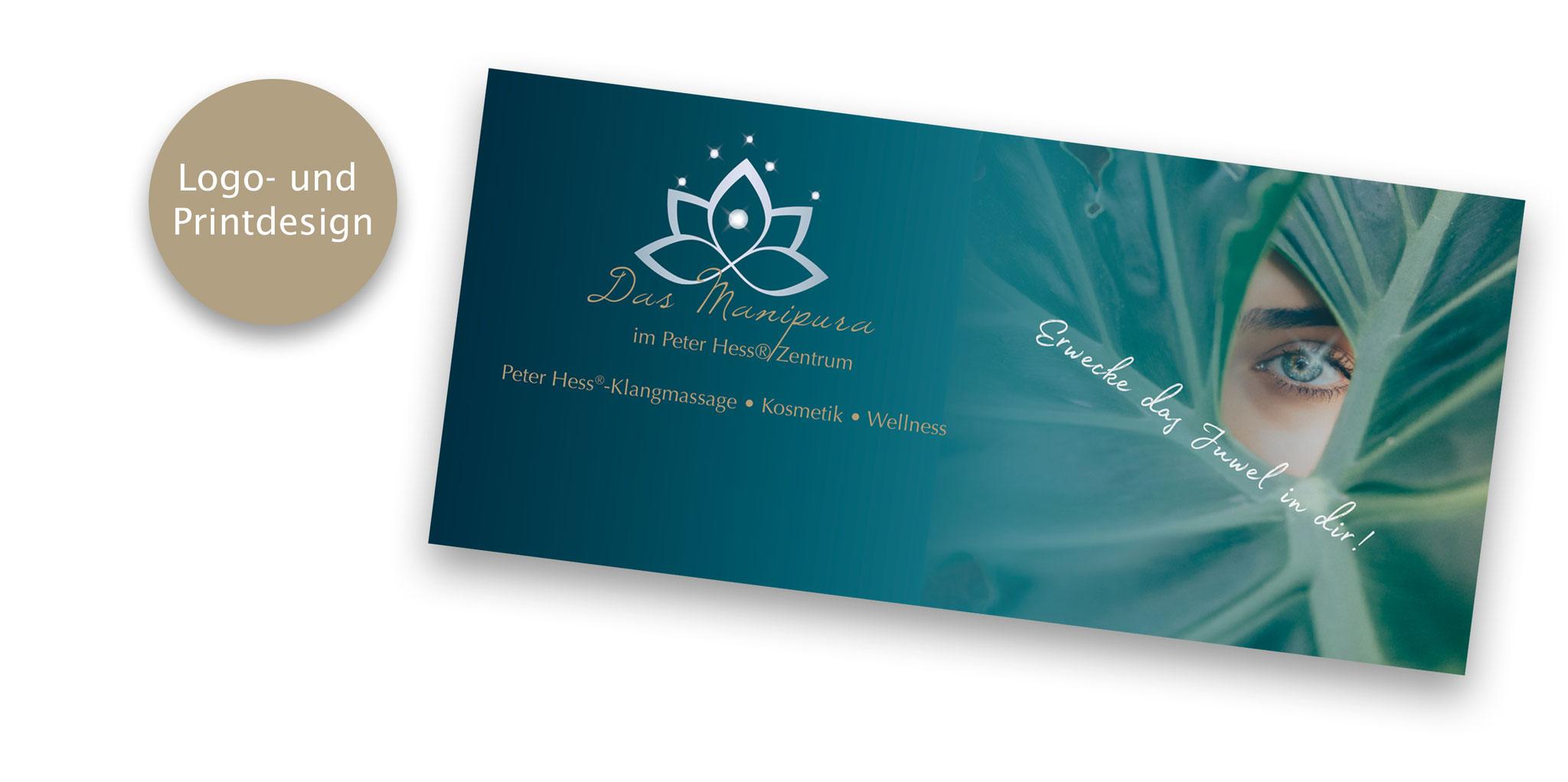 Logo Design, Print Design