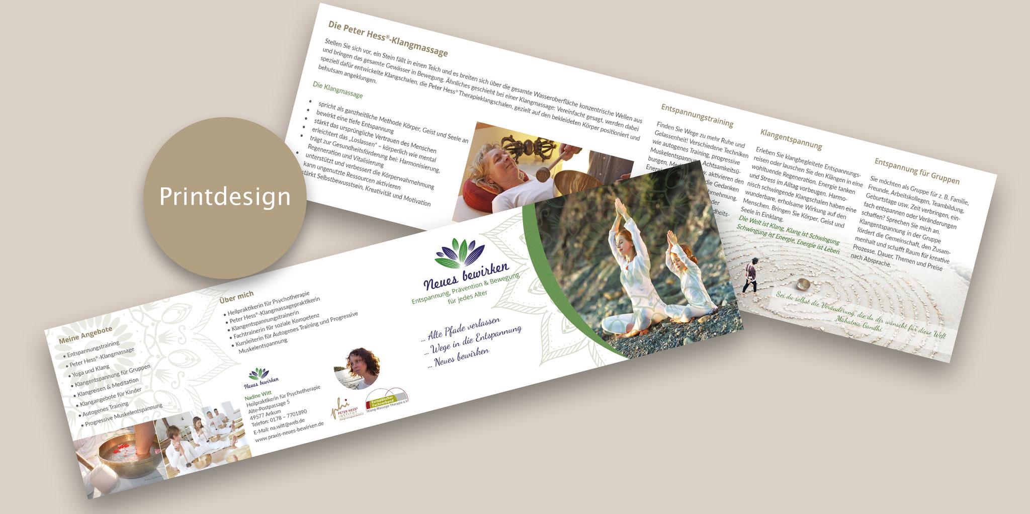 Corporate Design, Print Design