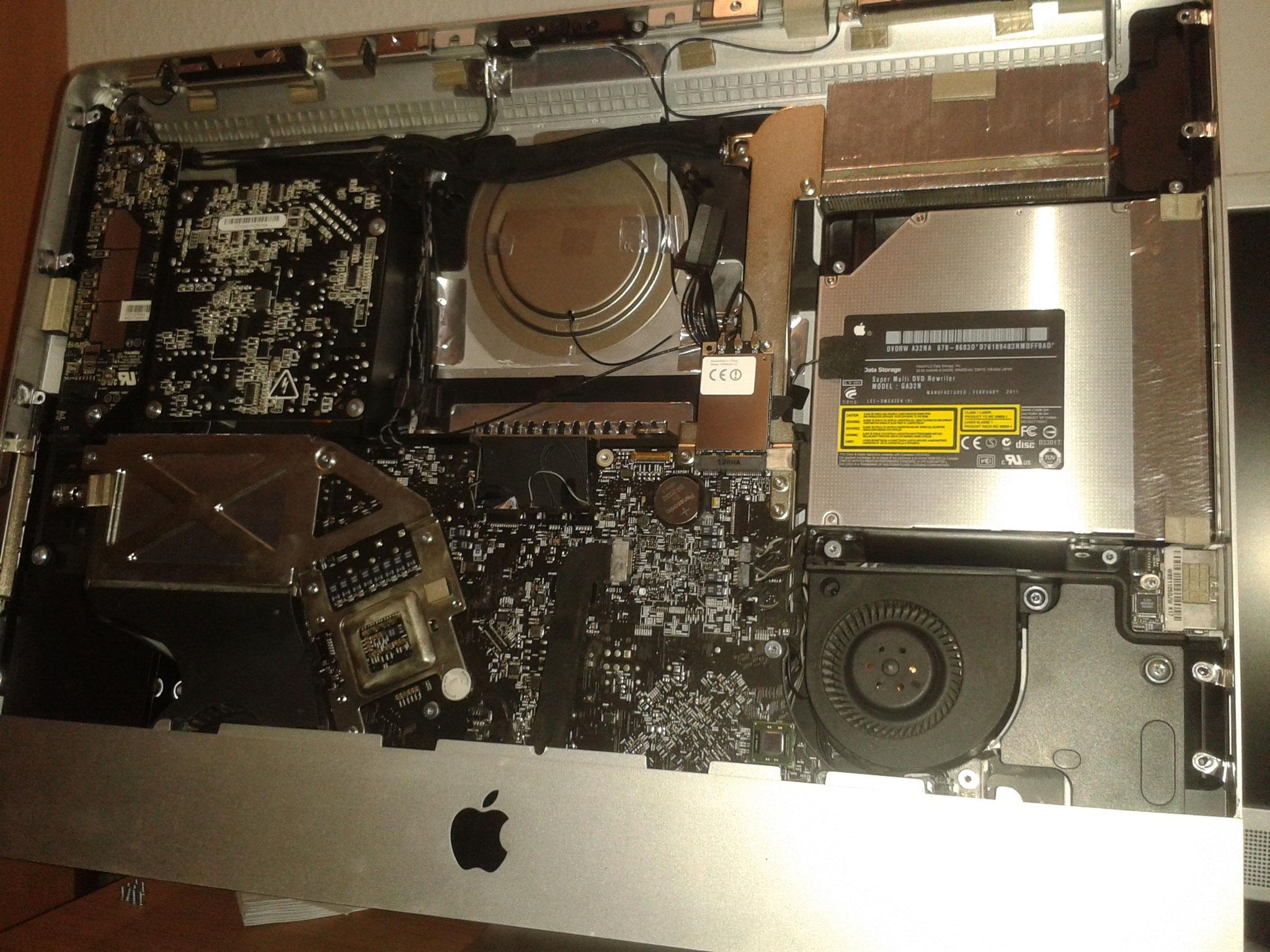 Auch Apple iMac sind nur PCs. Eine Apple Service Reparatur ist daher für uns auch kein Problem.