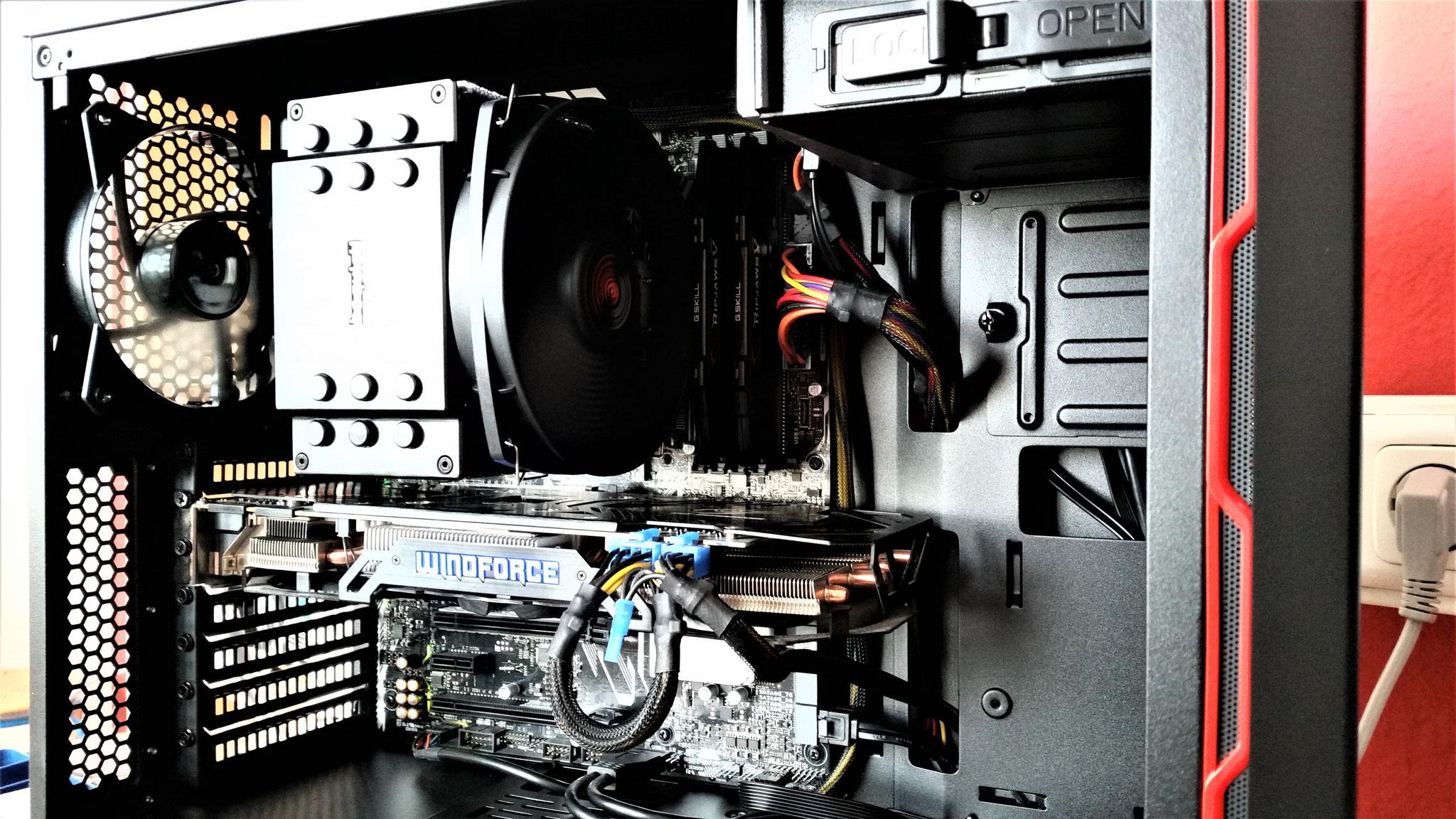PC-Upgrade: aus Alt wird Neu. CPU, RAM, Grafikkarte oder Mainboard etc.