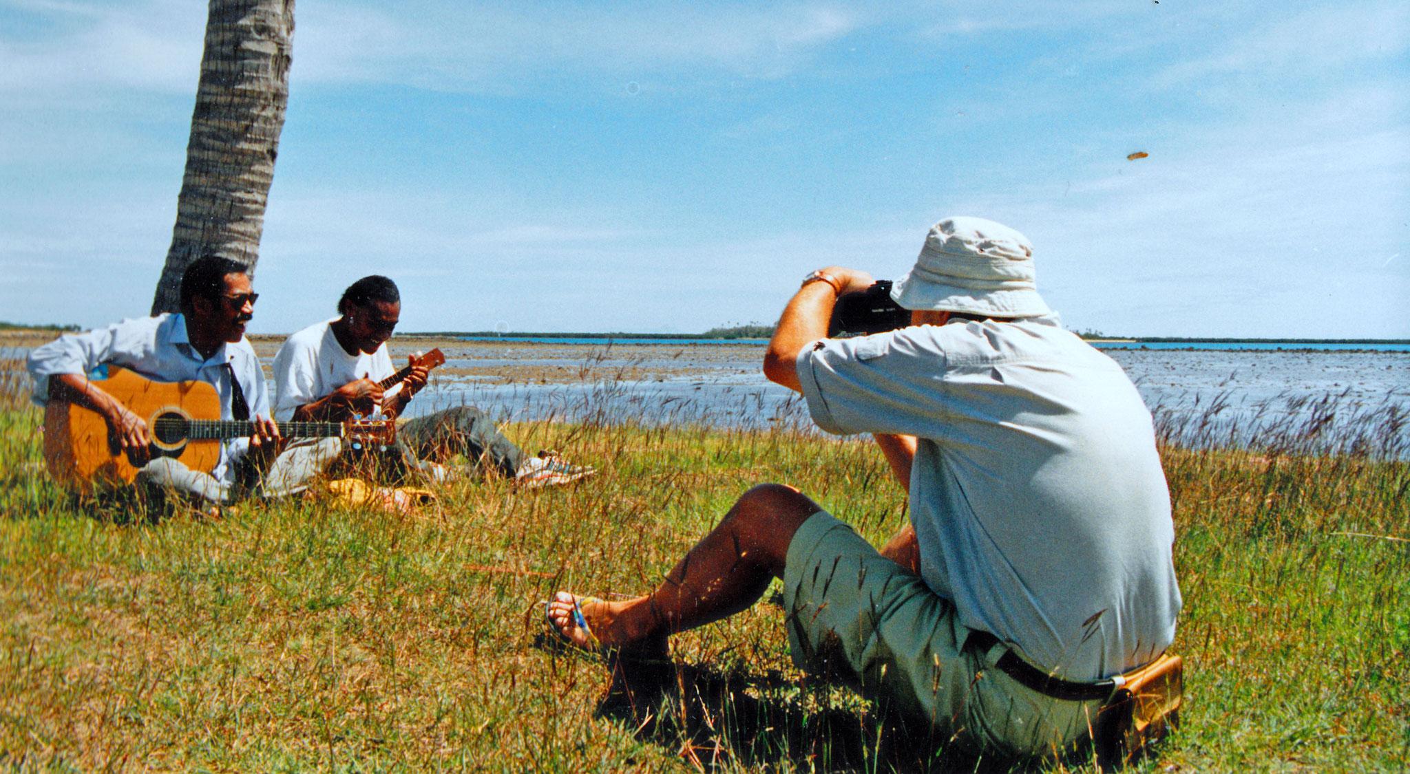 Riko und Ipoh machen Musik, Fiji