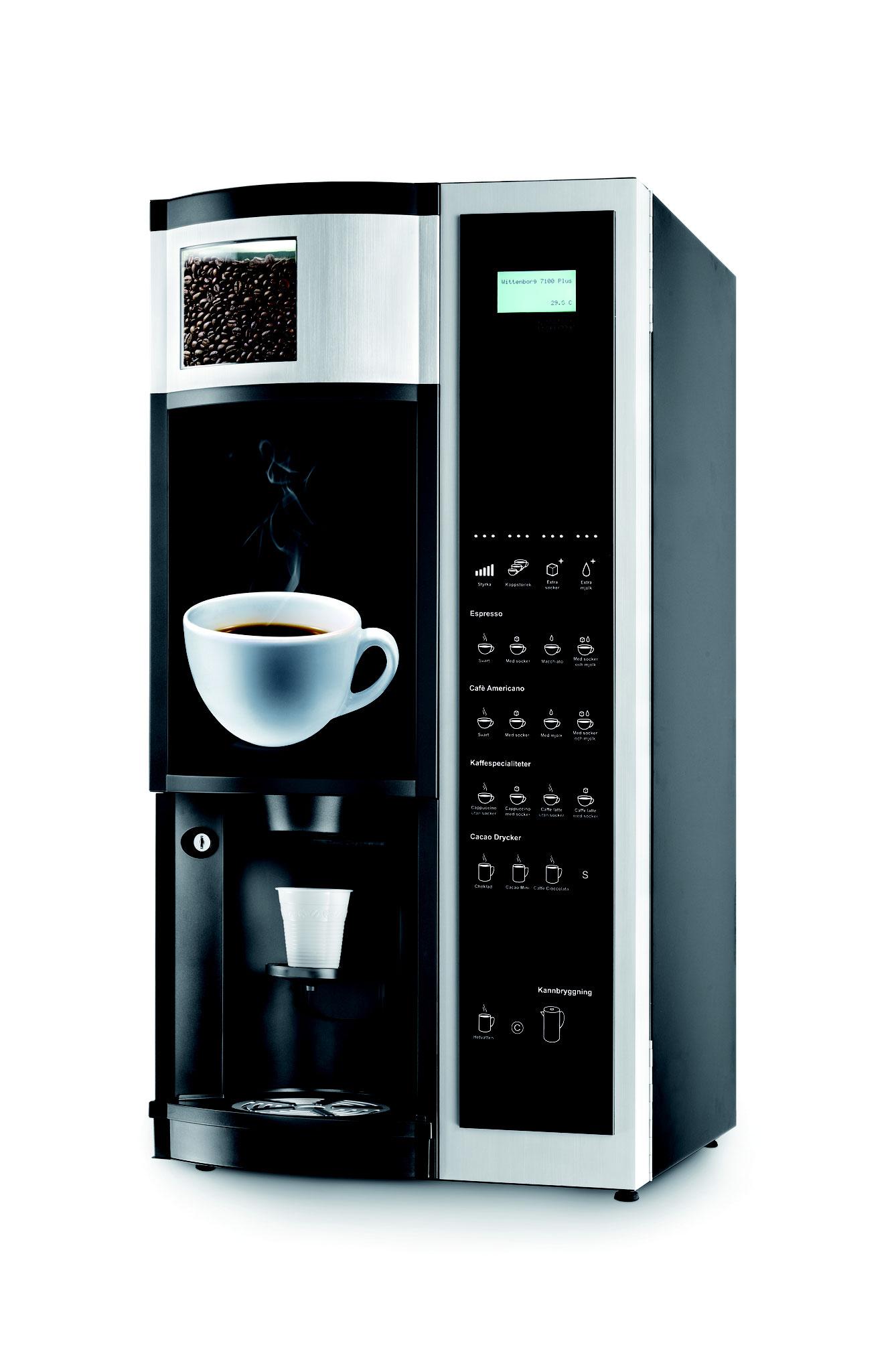 7100 Plus Espresso