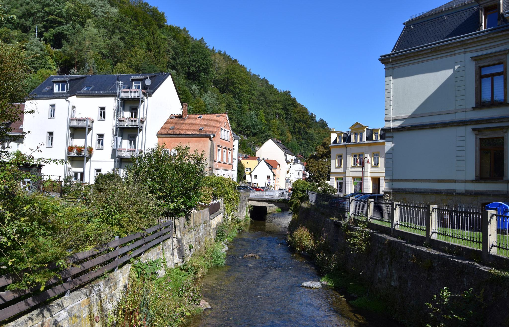 Blick Kirnitzschtal