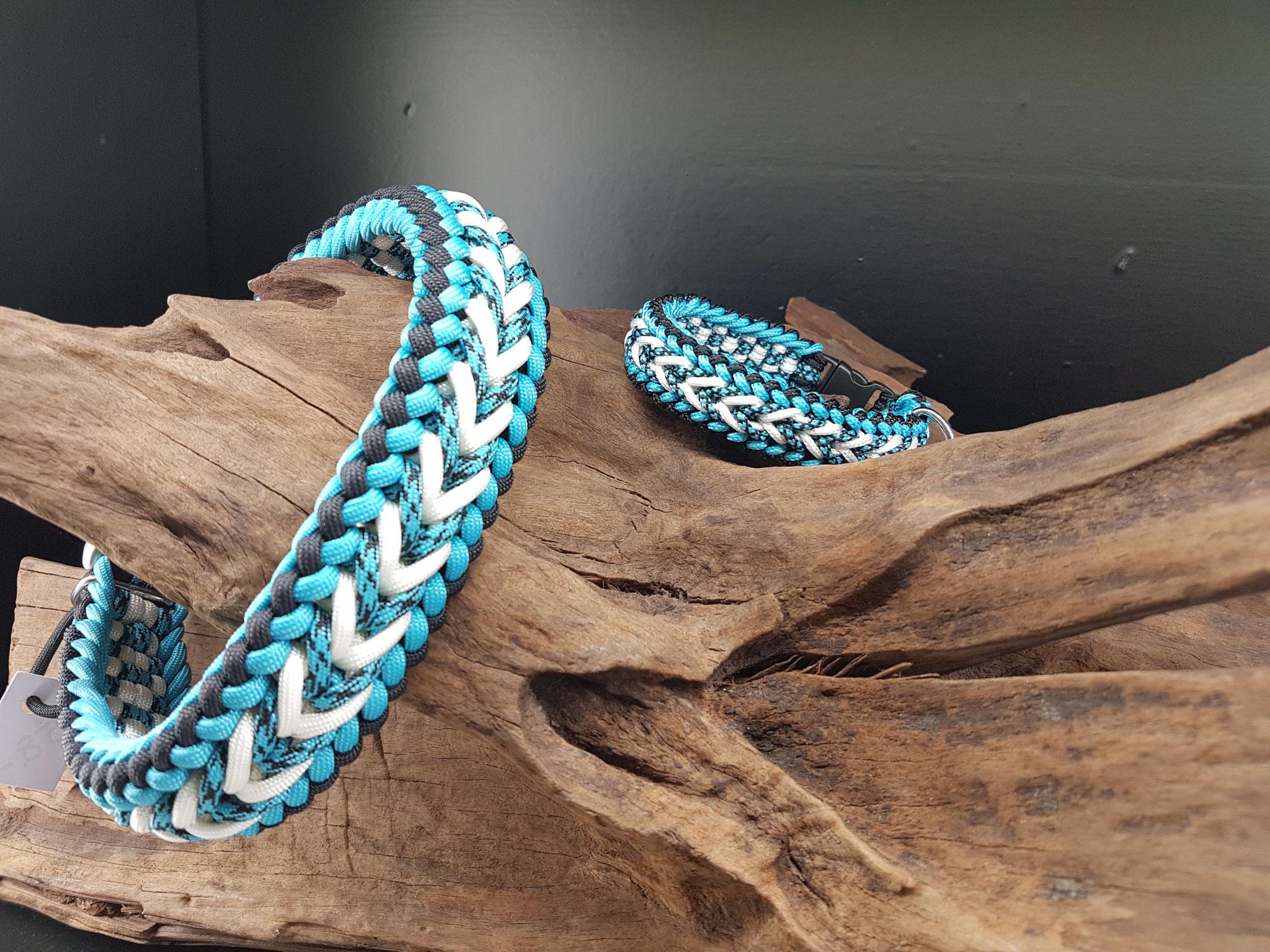 Halsbänder happy und happy mini