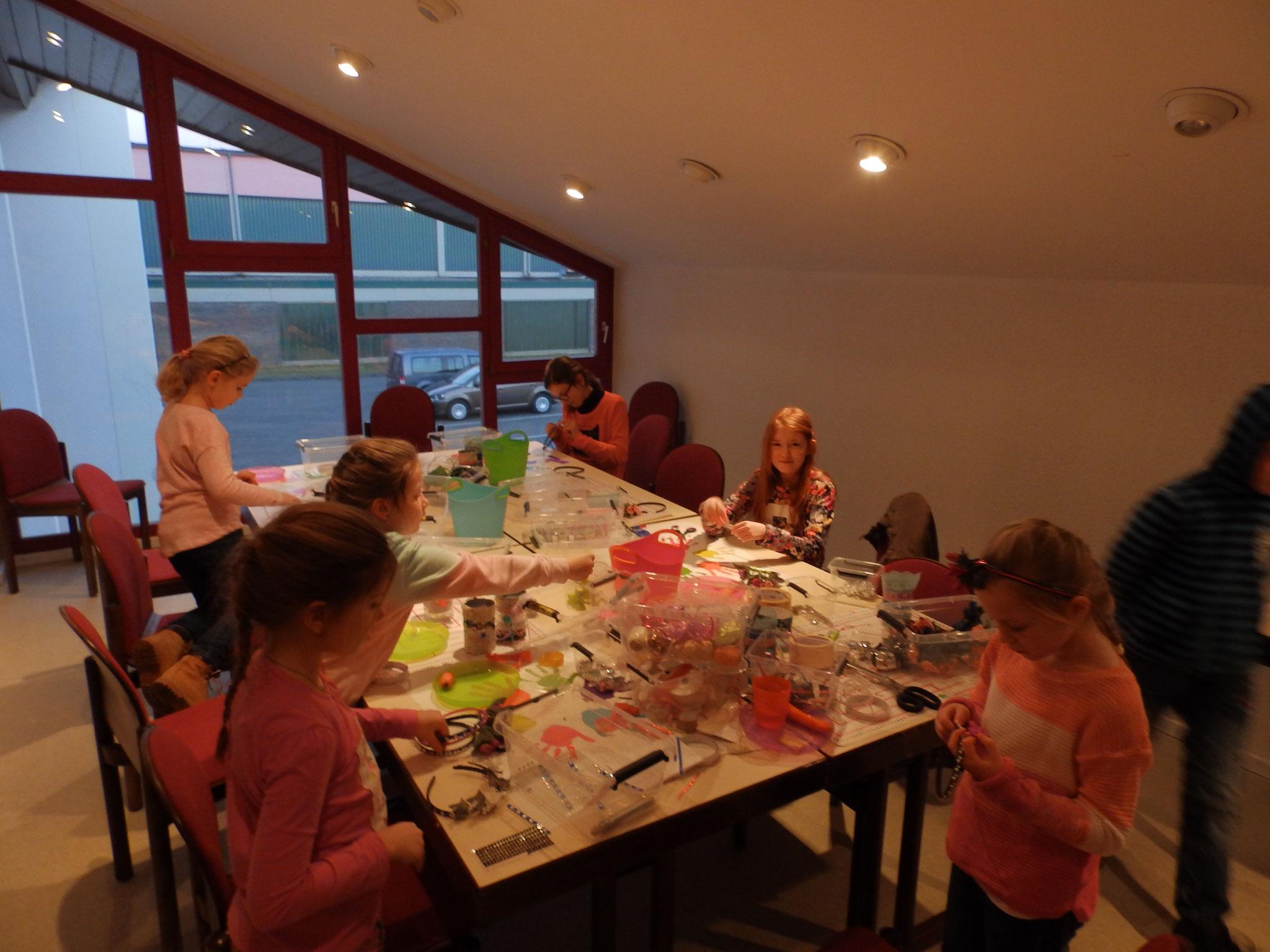 Kreative Workshops für Groß und Klein