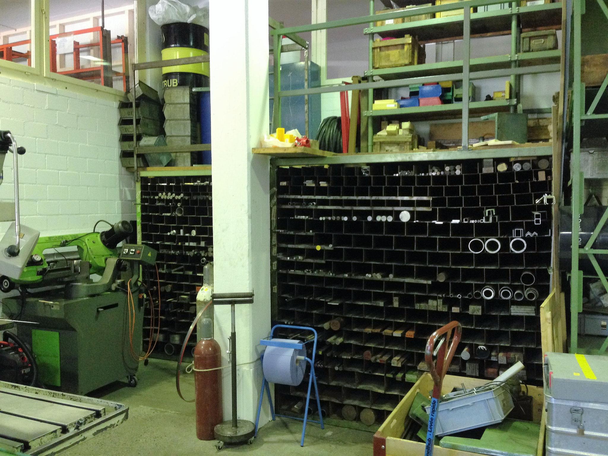 Werkstatt Teil 1