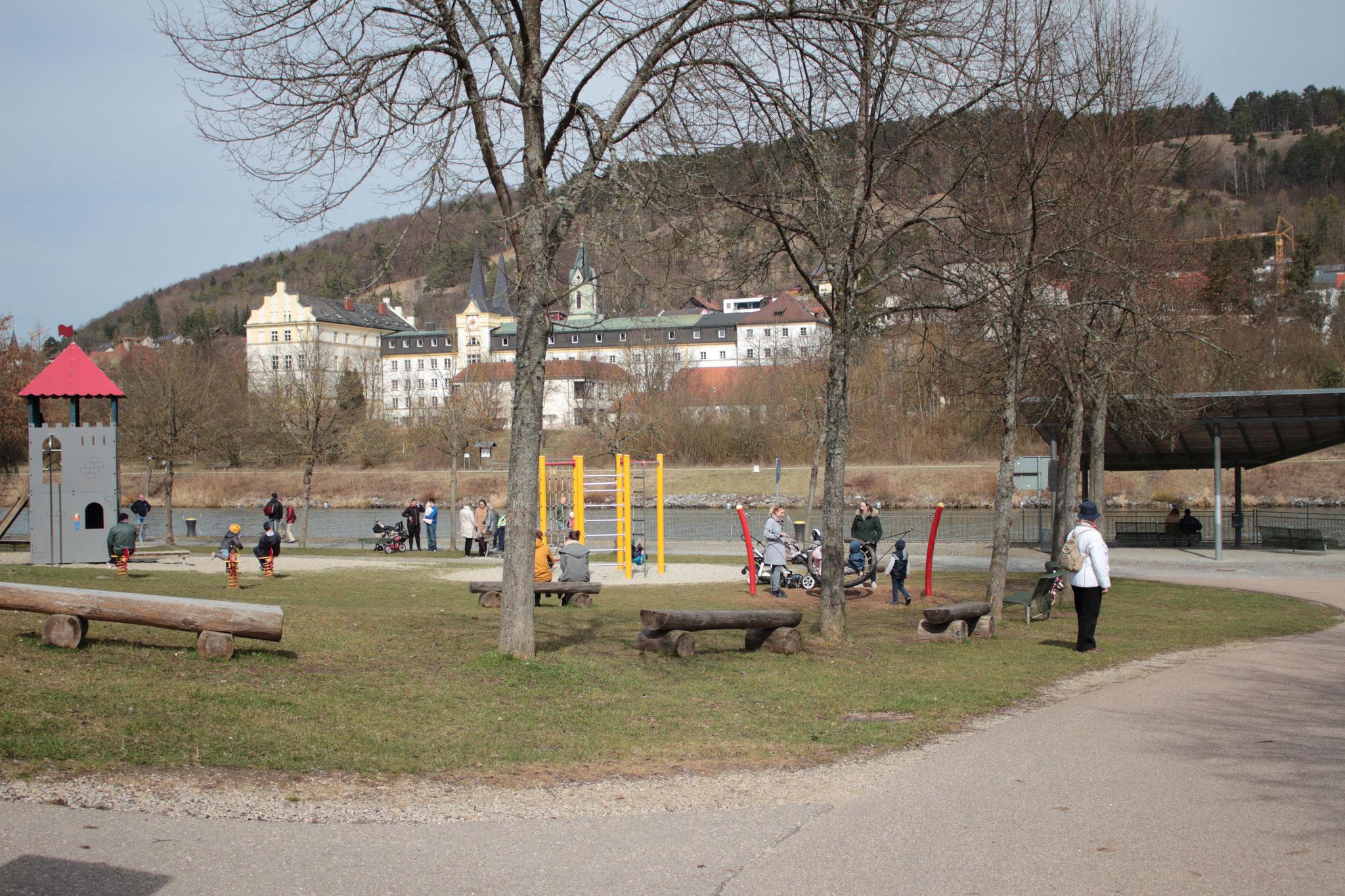 Spielplatz Riedenburg