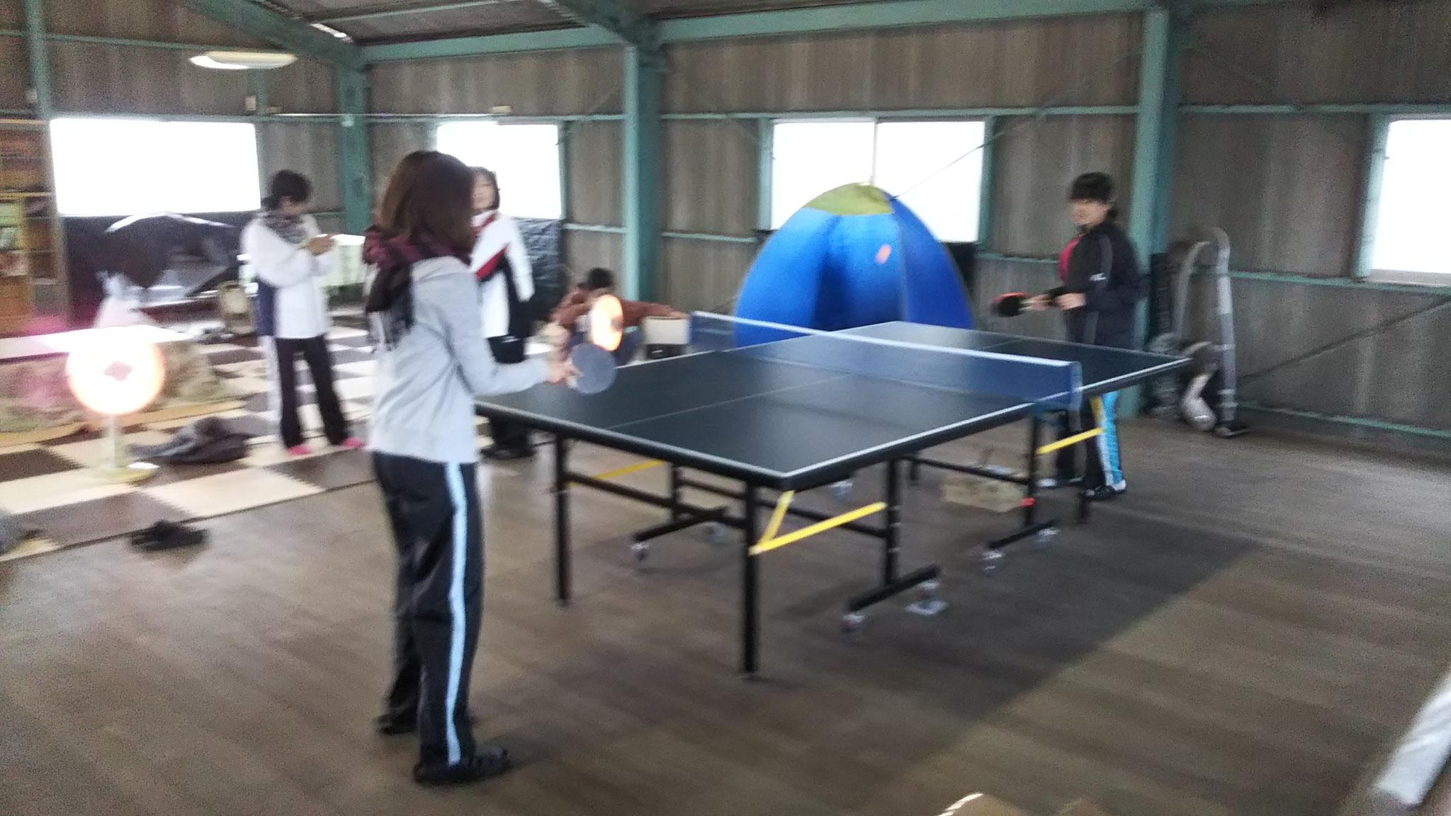 卓球教室(曜日調整中 クラブハウス)