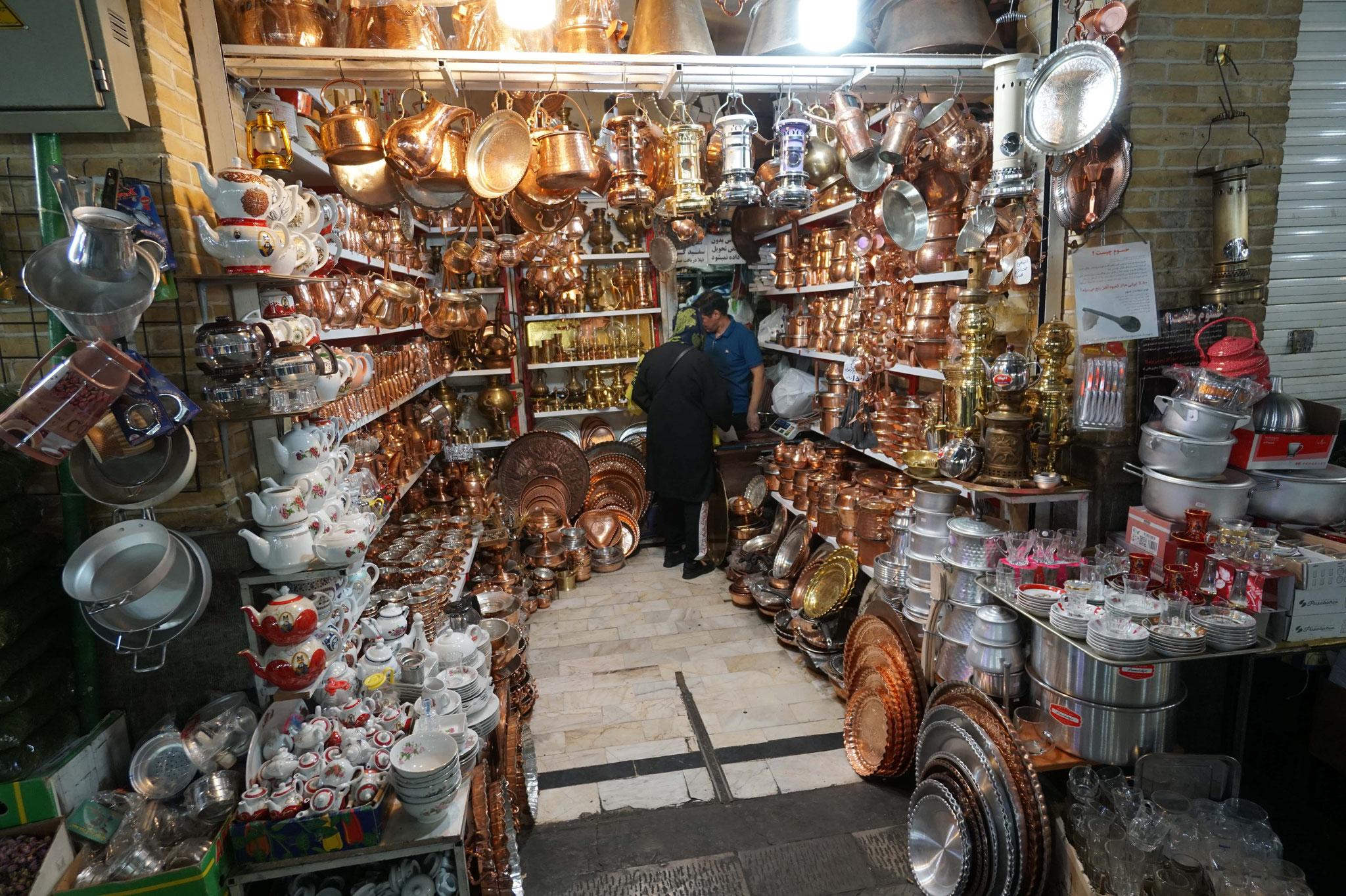 Bazar de Teheran