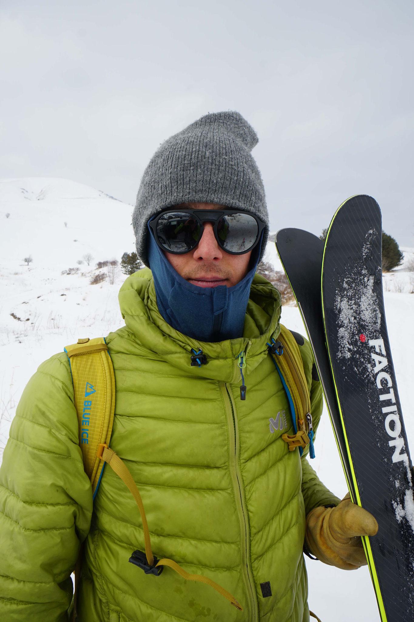 Merci Faction skis