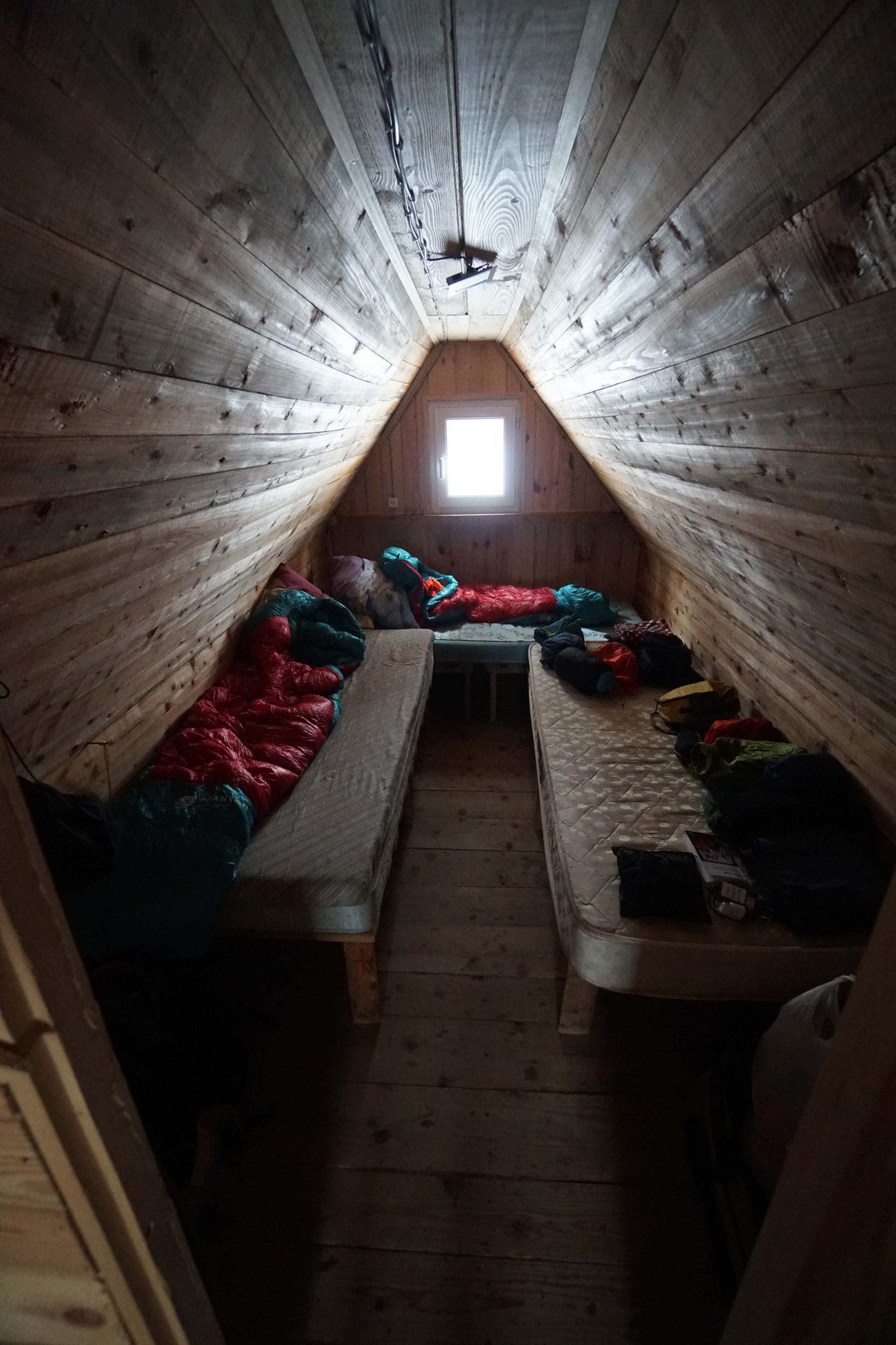 Encore une cabane tout confort