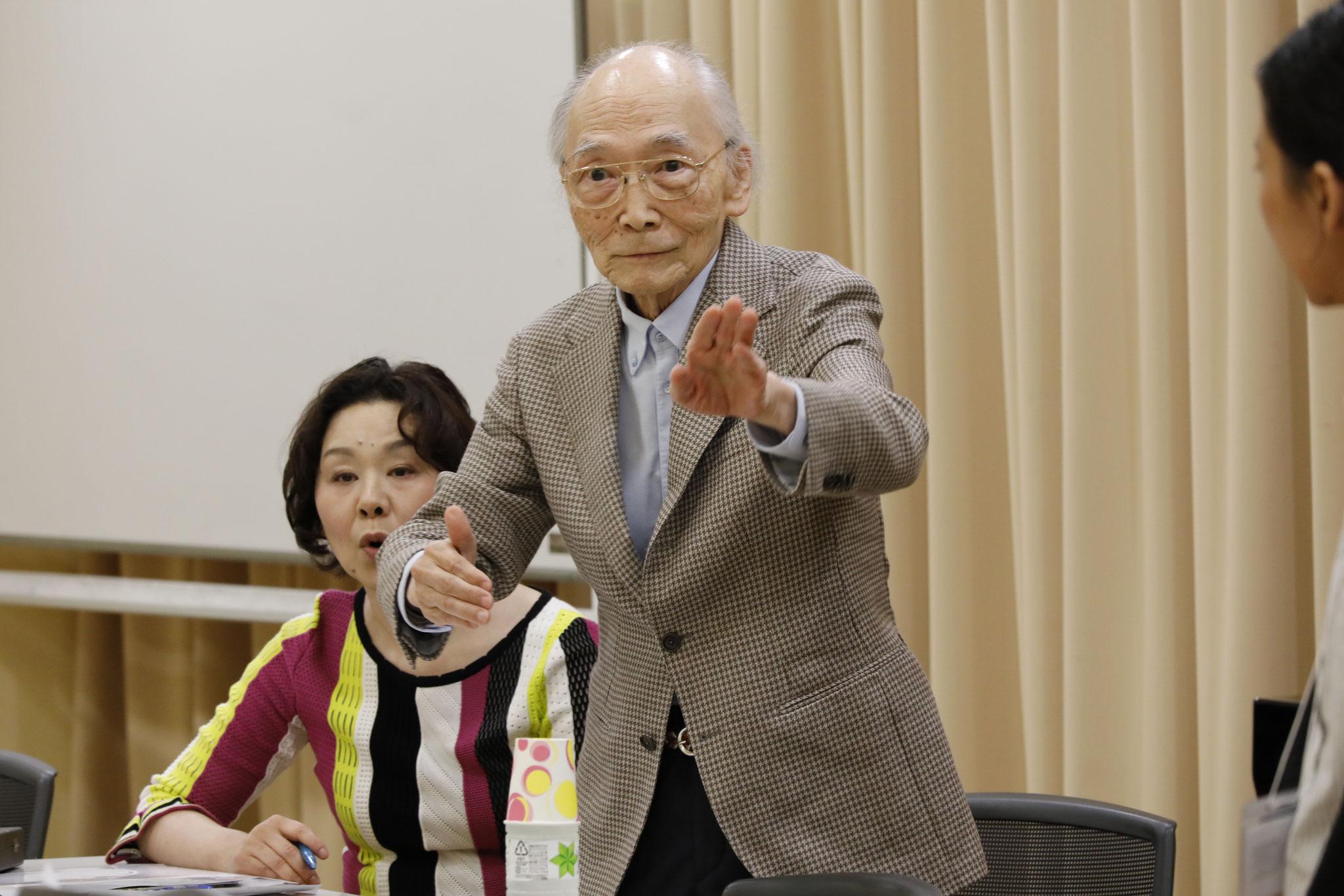 田中信昭 合唱指揮マスタークラス