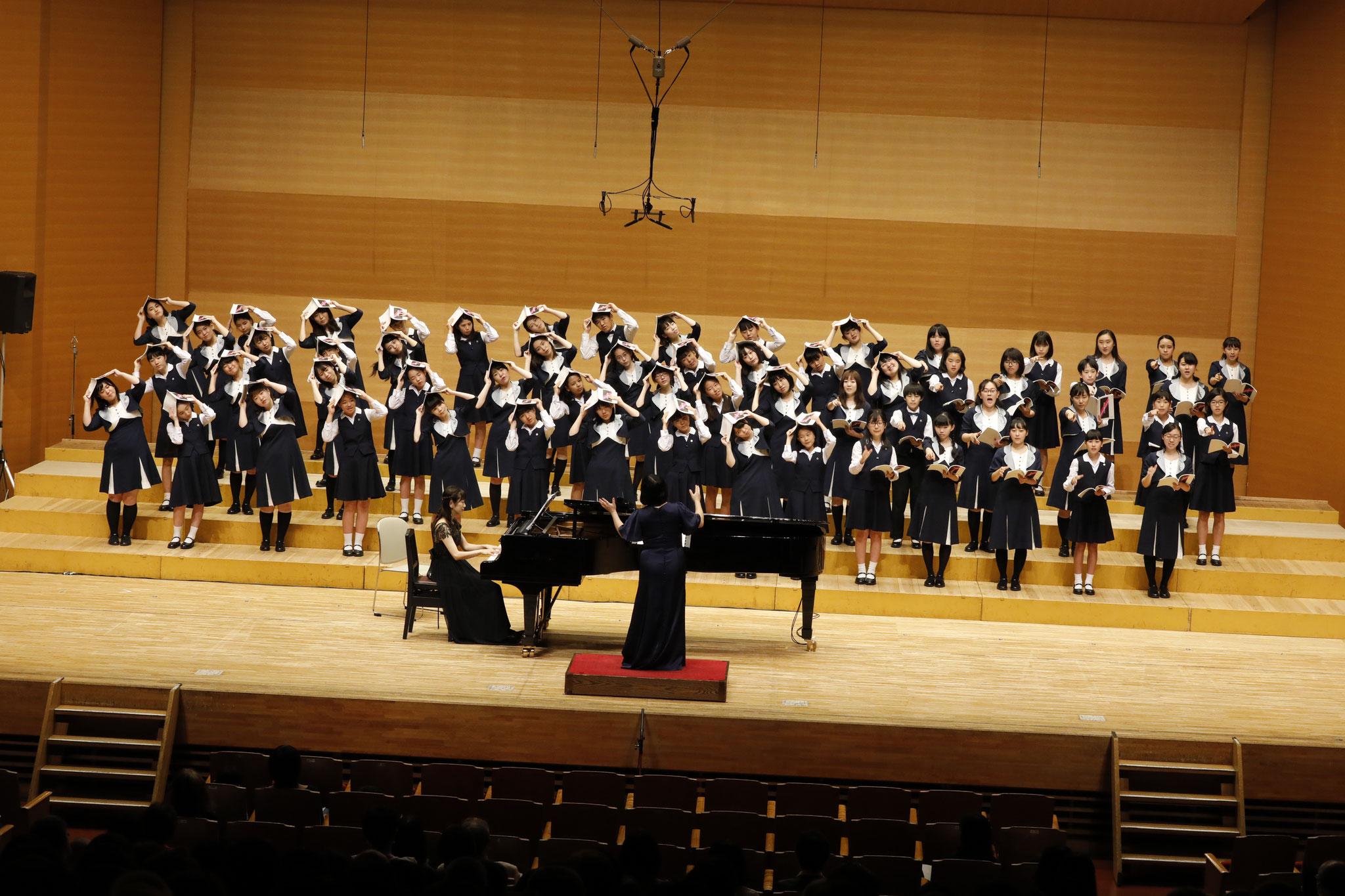 オープニングコンサート《改めて古典を。》NHK東京児童合唱団 指揮:金田典子