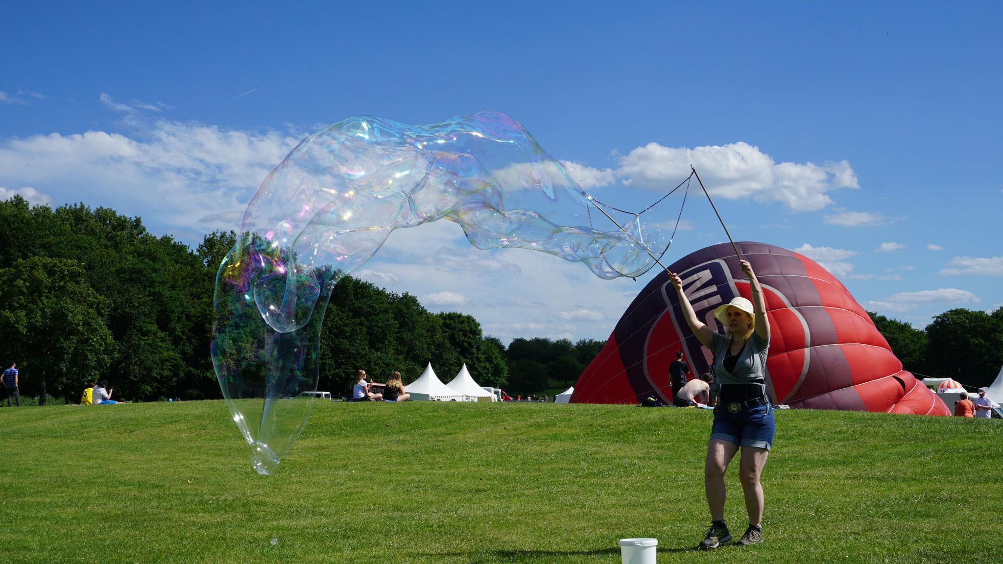 10.06.2017 Bonn Ballon Festival