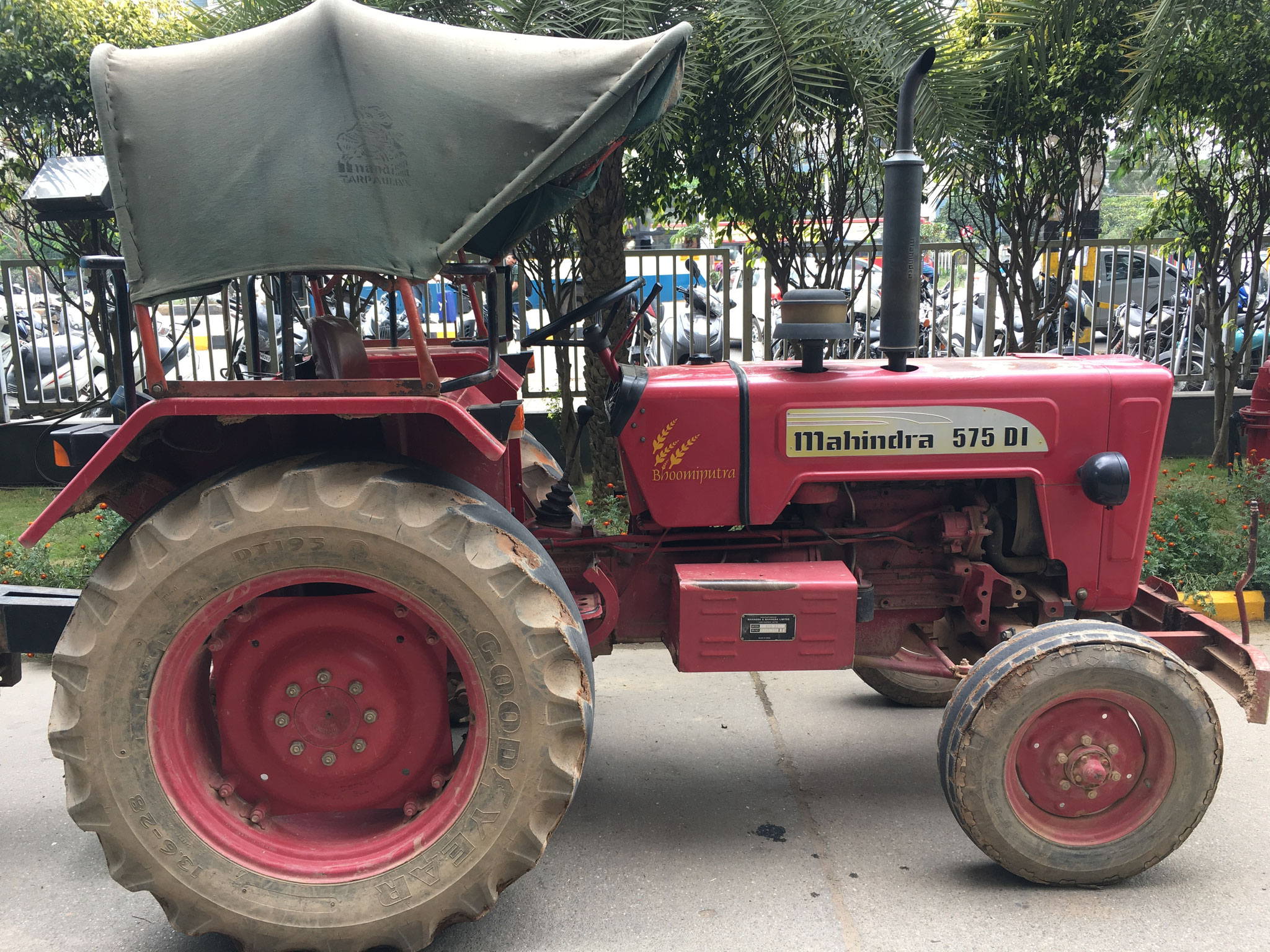 Mahindra 575 DI in Bangalore