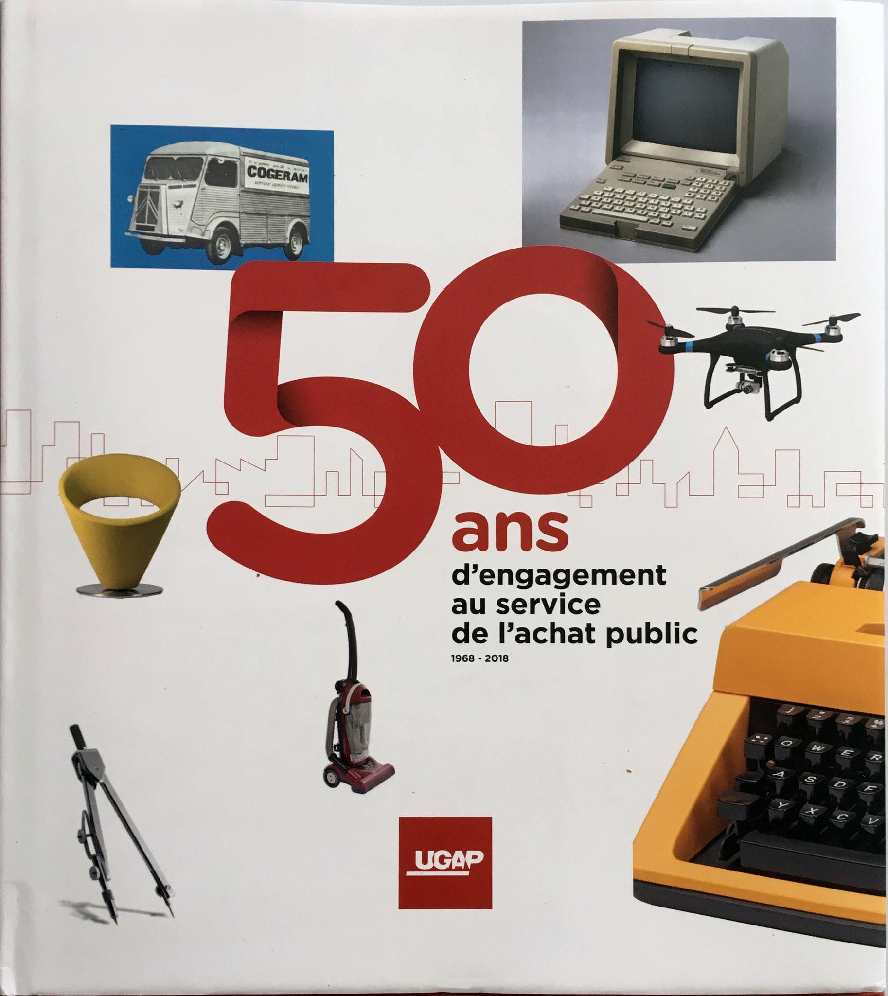 UGAP | livre 50 ans
