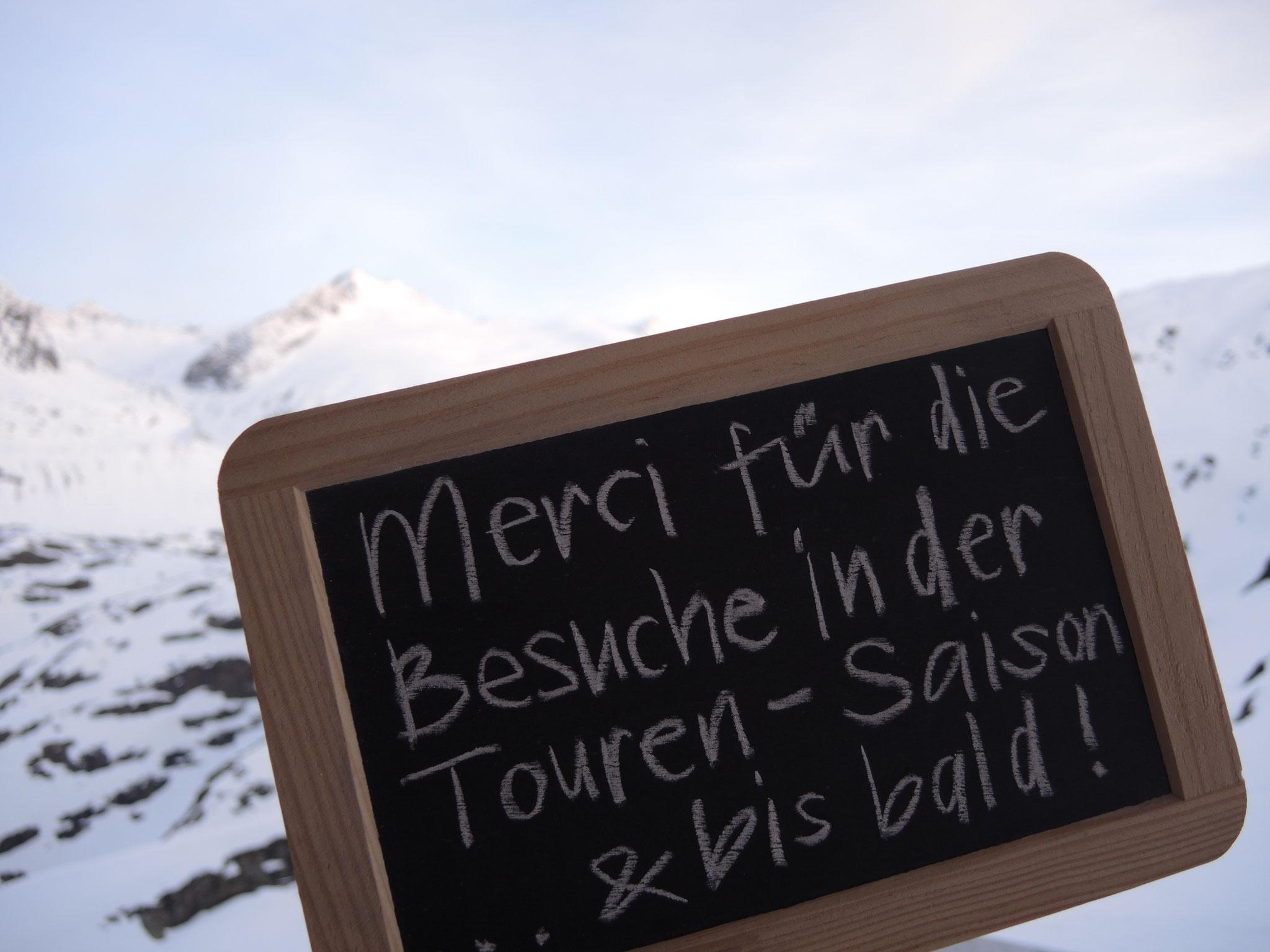 ...des Monats Juni: Skitouren-Saisonende
