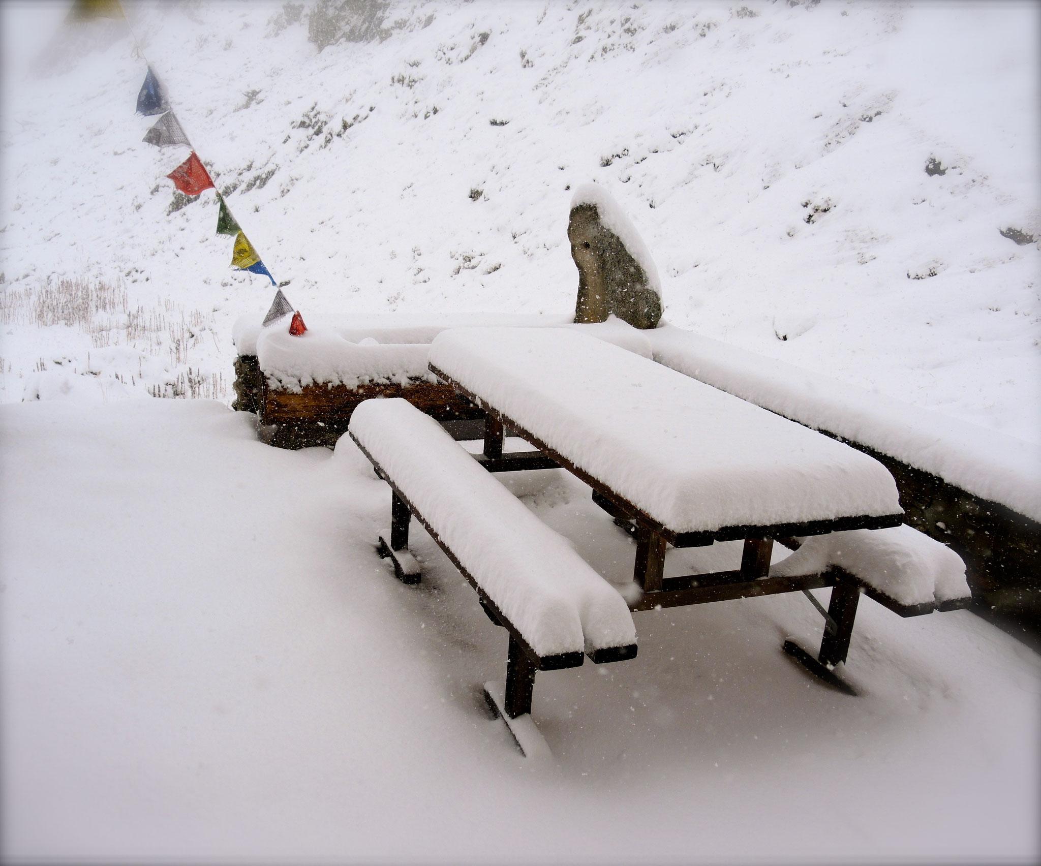 ...40: Wintereinbruch= Saisonende