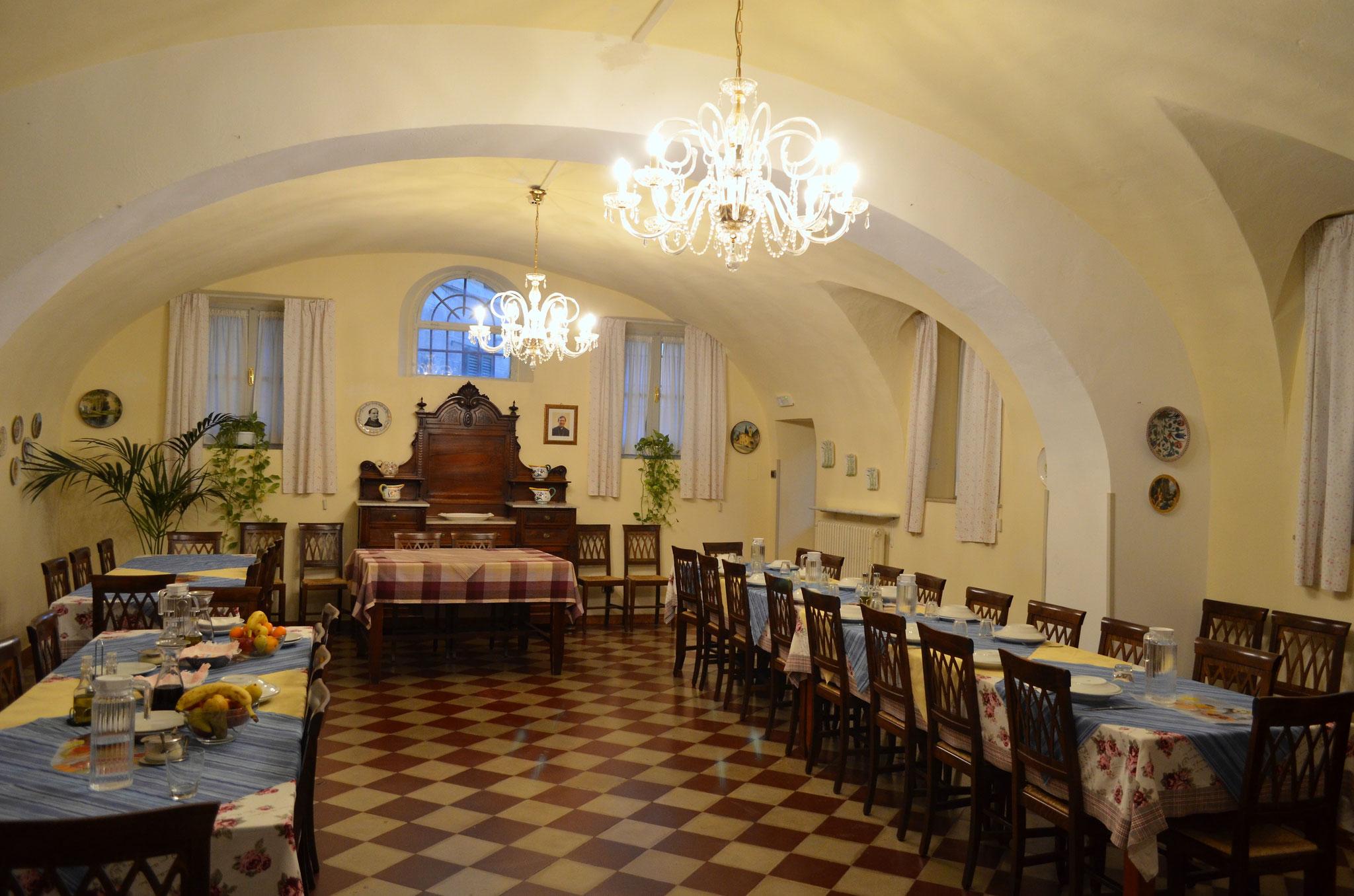 Sala reffettorio