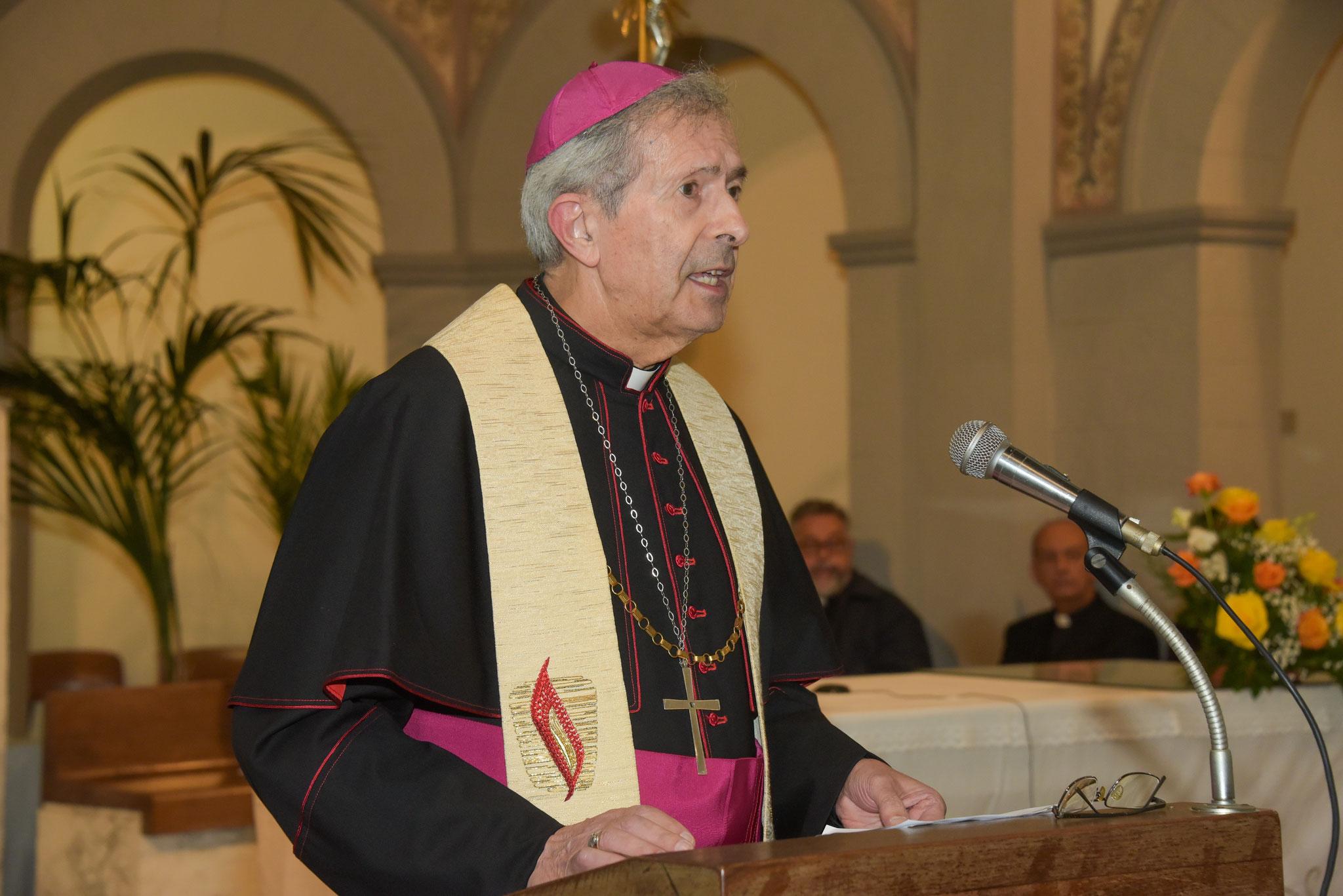 Riflessione - Mons. Giovanni Paolo Benotto, Arcivescovo della diocesi di Pisa