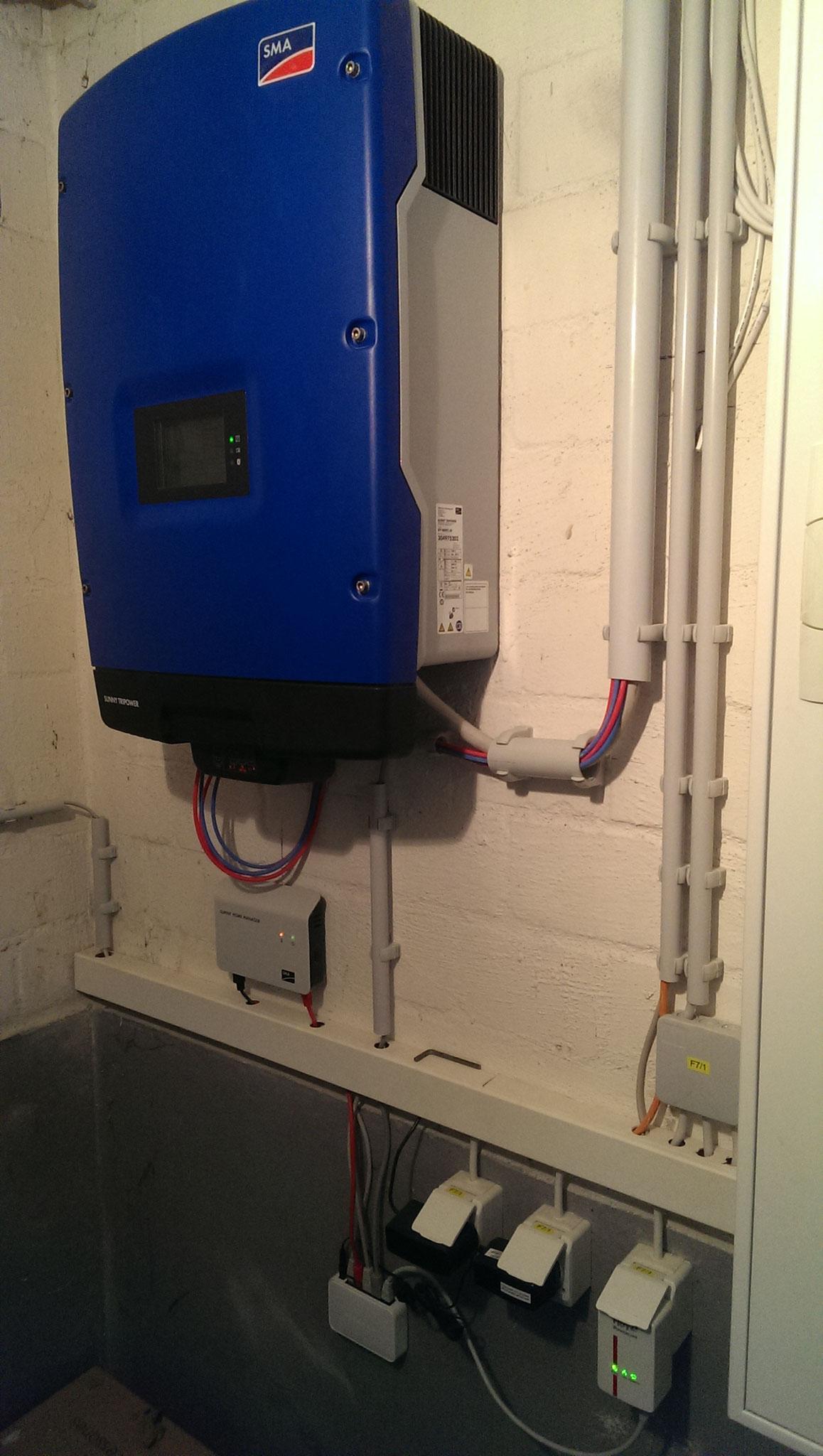 SMA Wechselrichter STP 8000TL-20