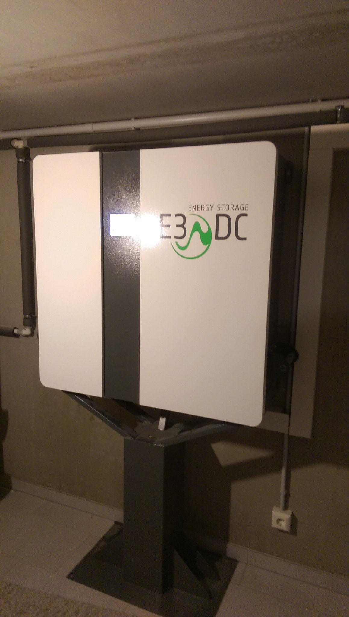 E3DC Speichersystem
