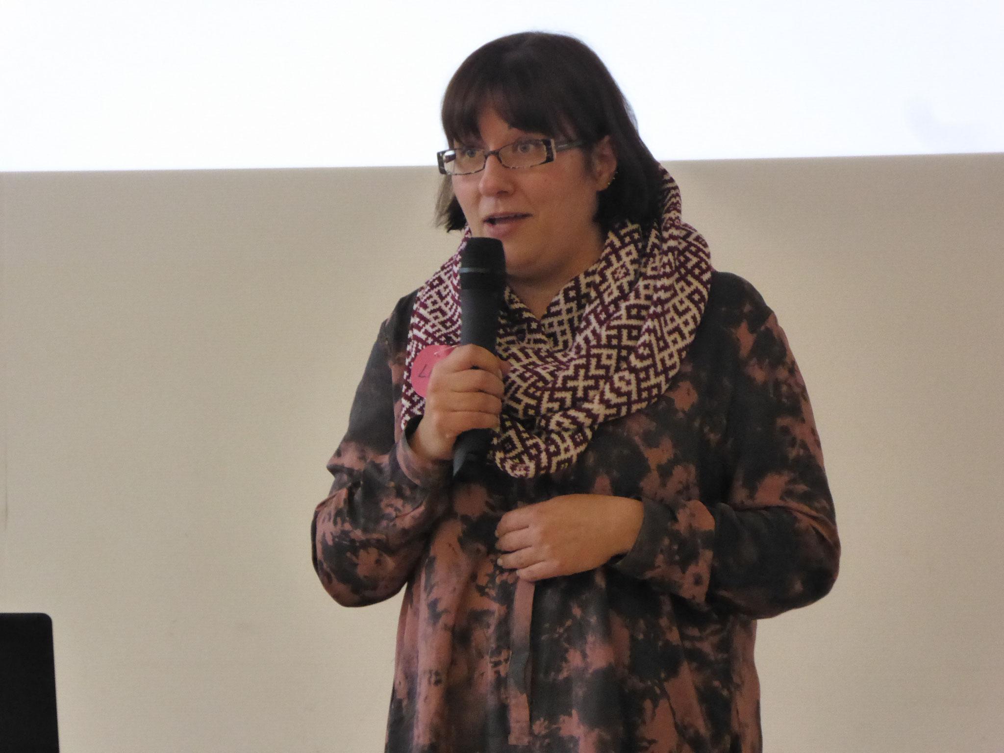 Lauras Ritenbergas-Kinderes prezentācija