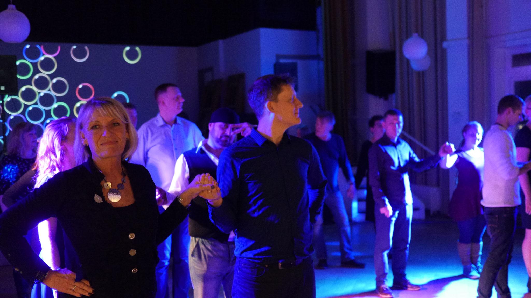 Lettische Tänze, beim Ausklang des Jahres 2017