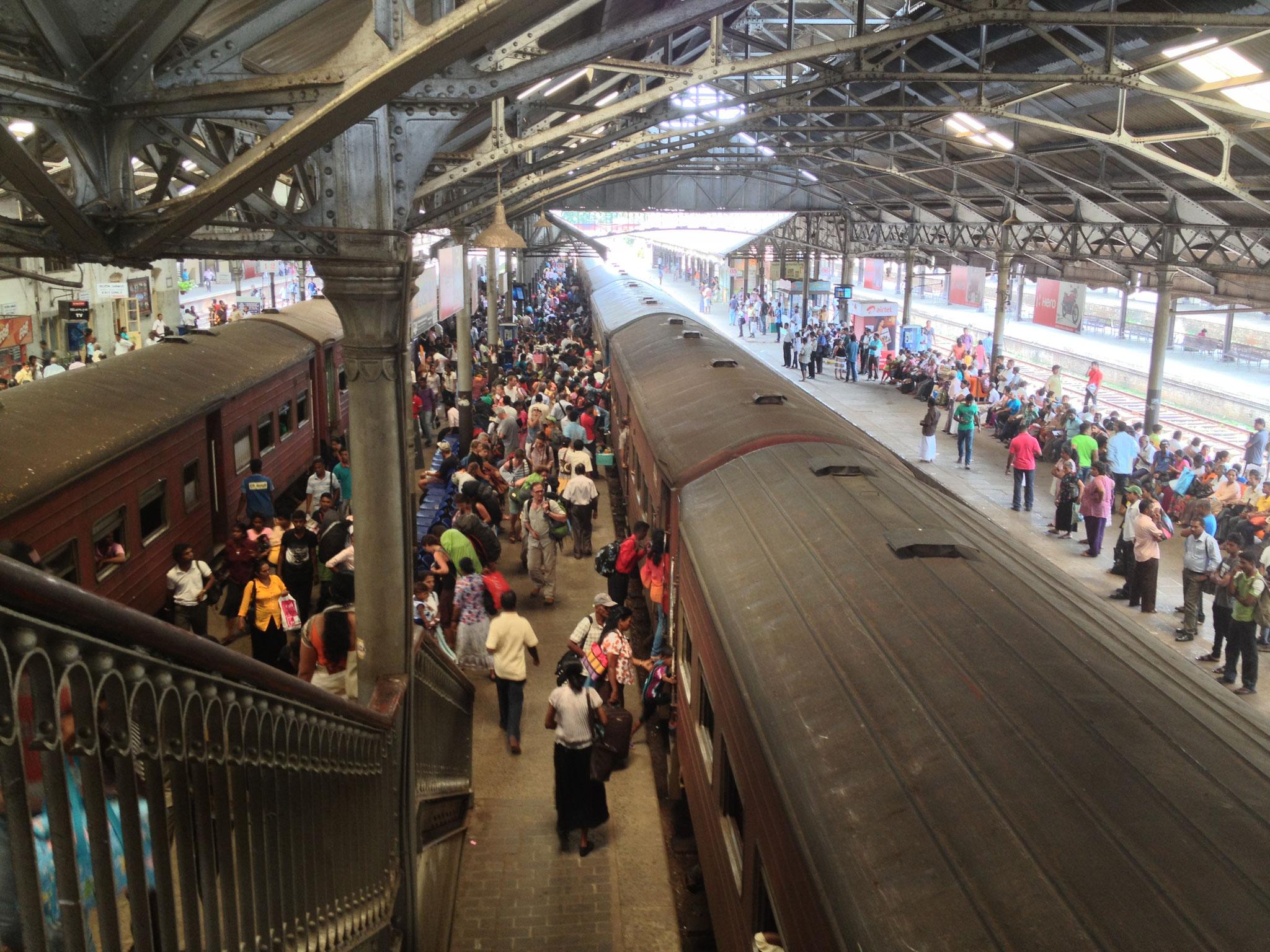 Bahnhof Colombo Fort