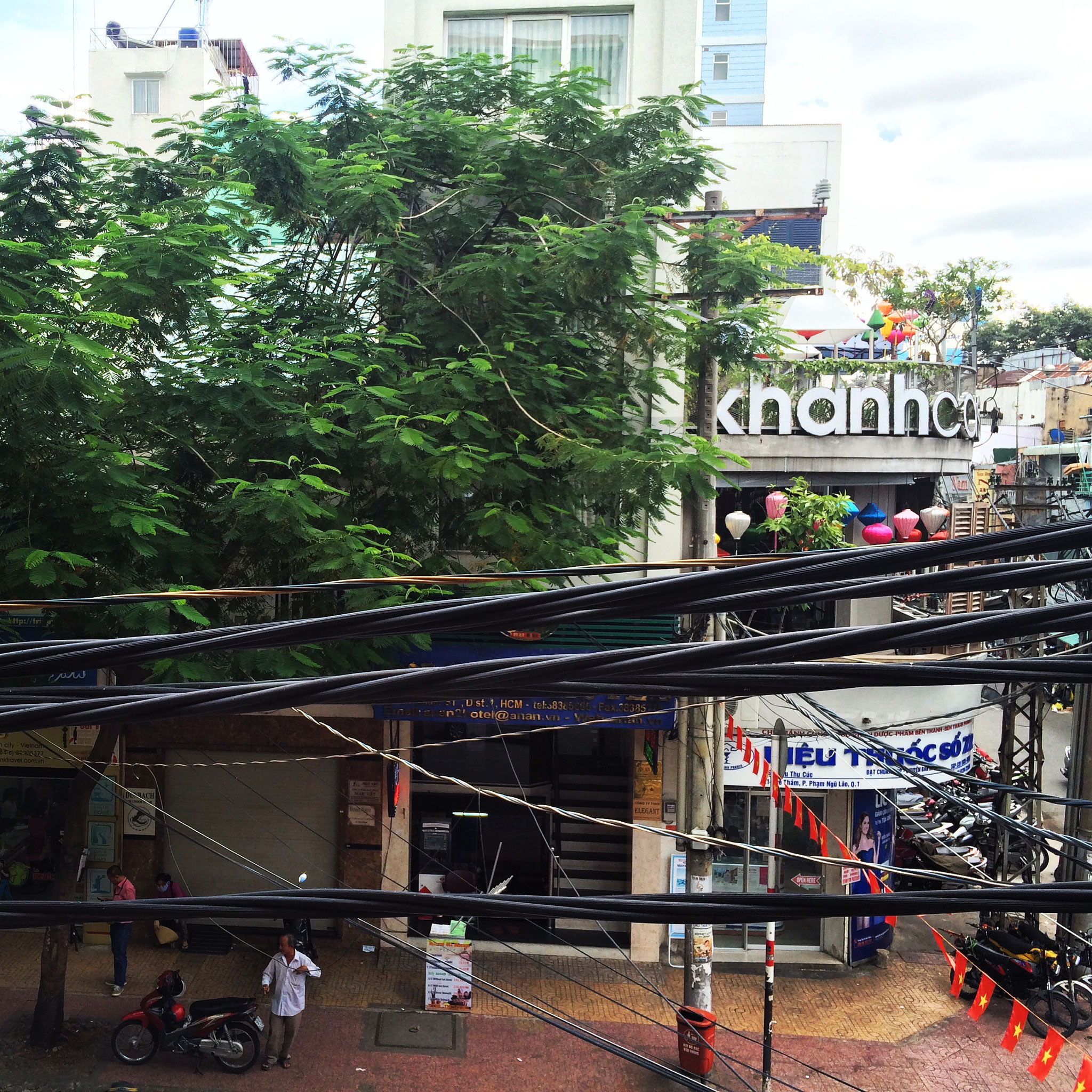 Ho-Chi-Minh-Stadt (Saigon)