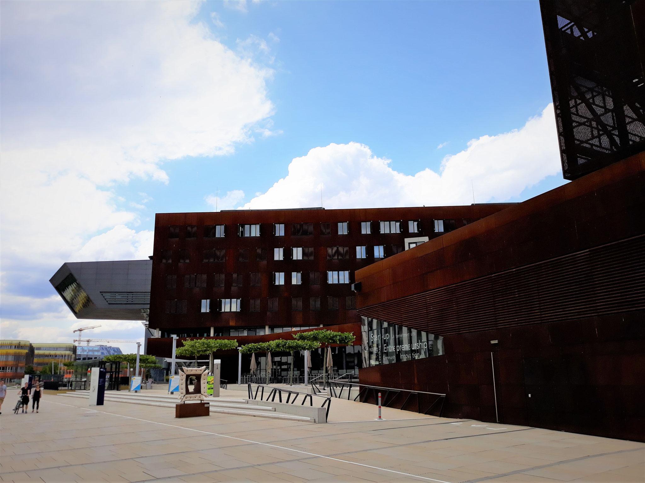 "Dipartimento D1 e lo ""Student Center"""