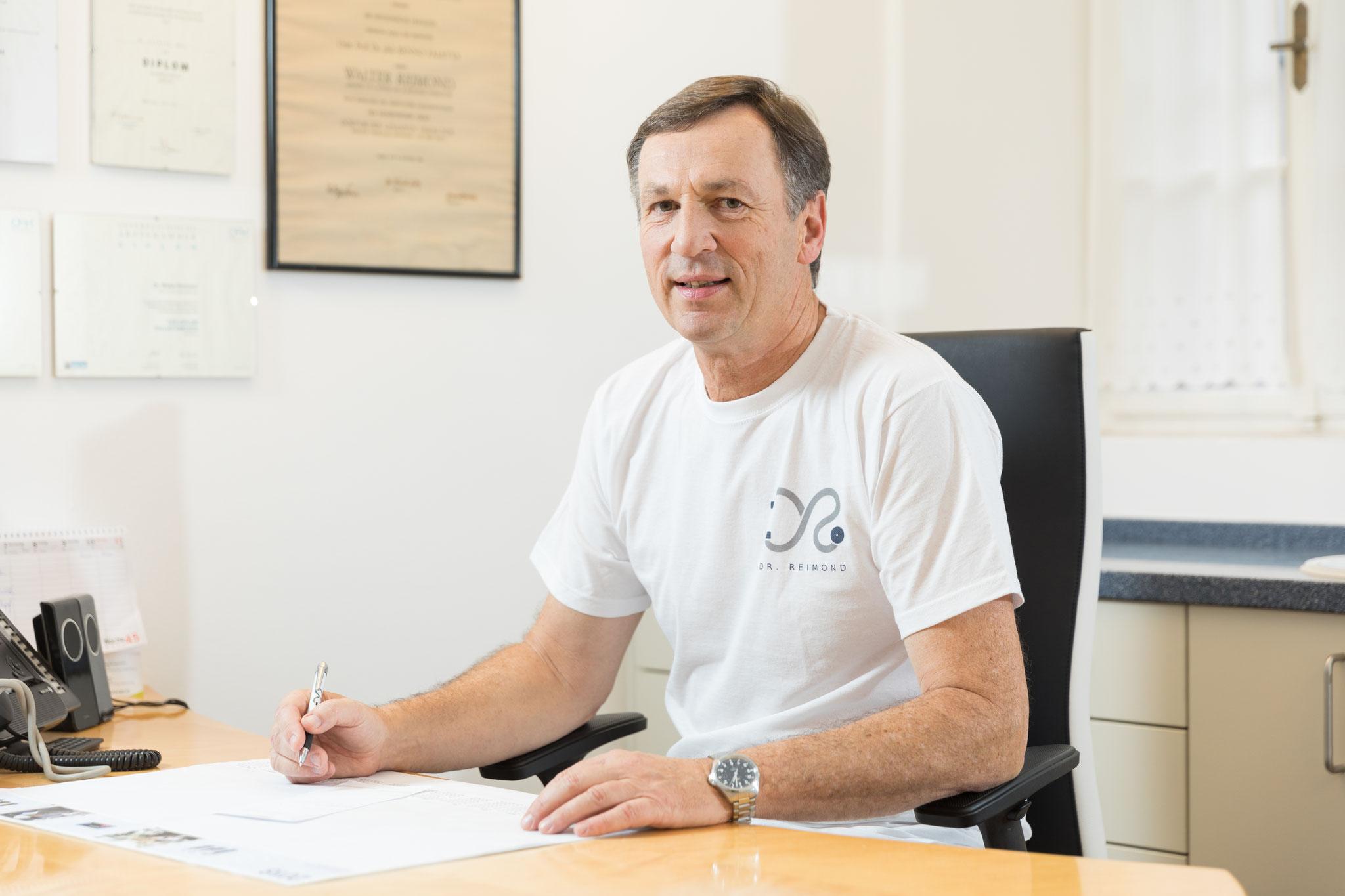 Dr. Walter Reimond