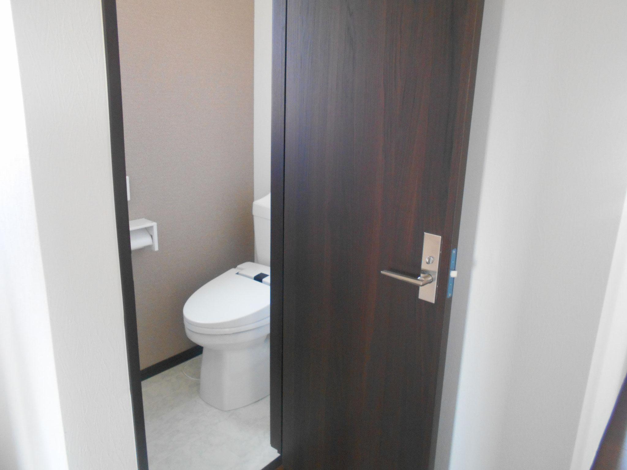 2Fにもトイレ