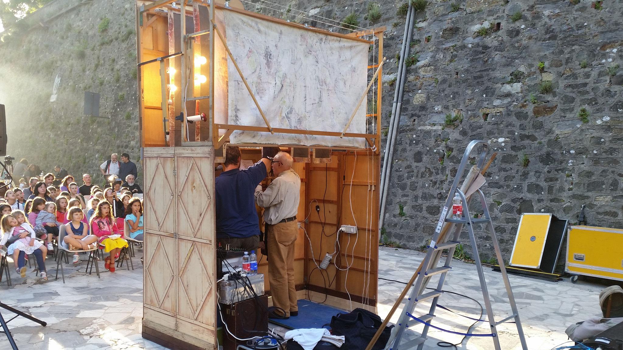 Retro baracca Romano Danielli