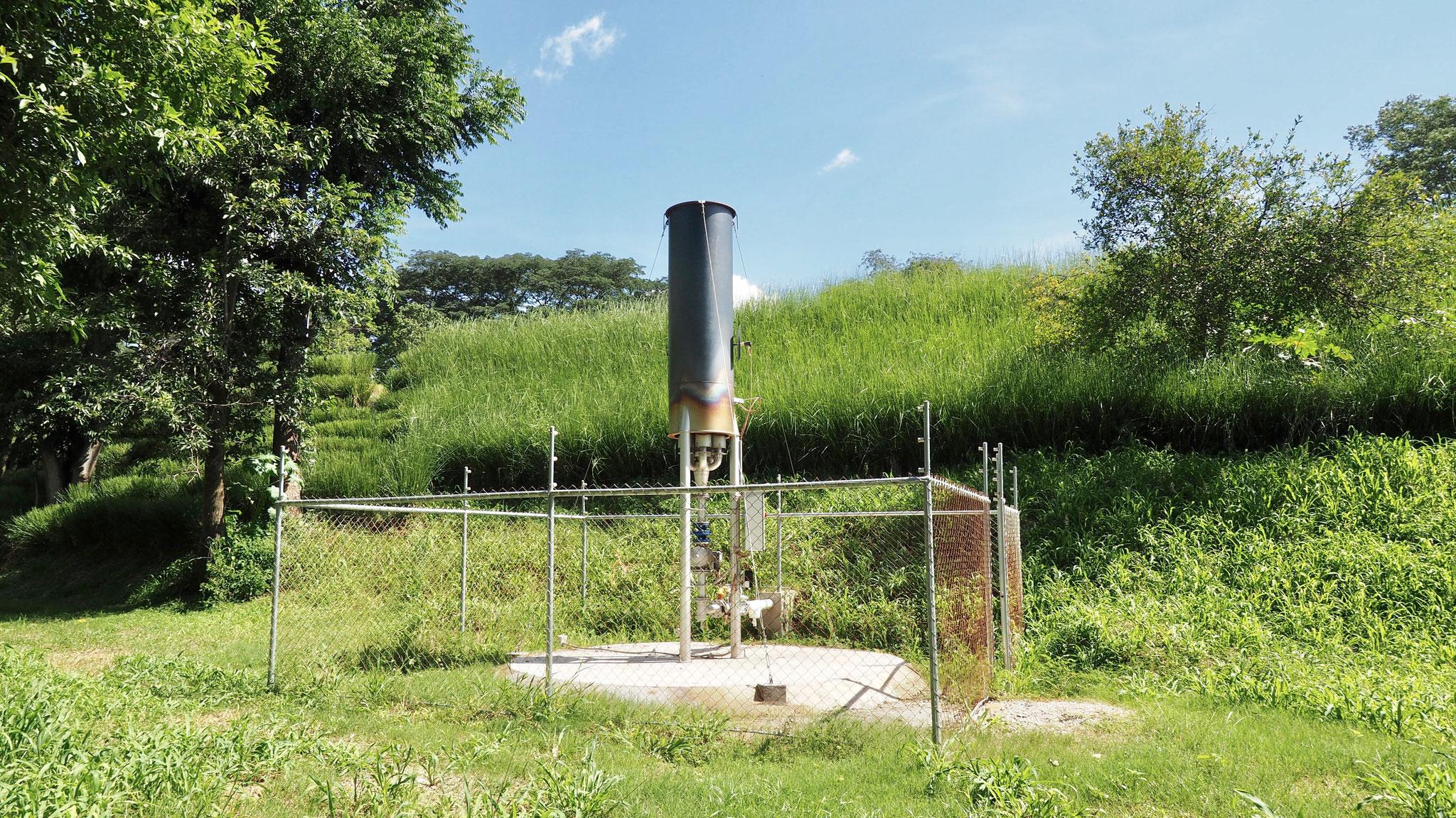 Antorcha biogas