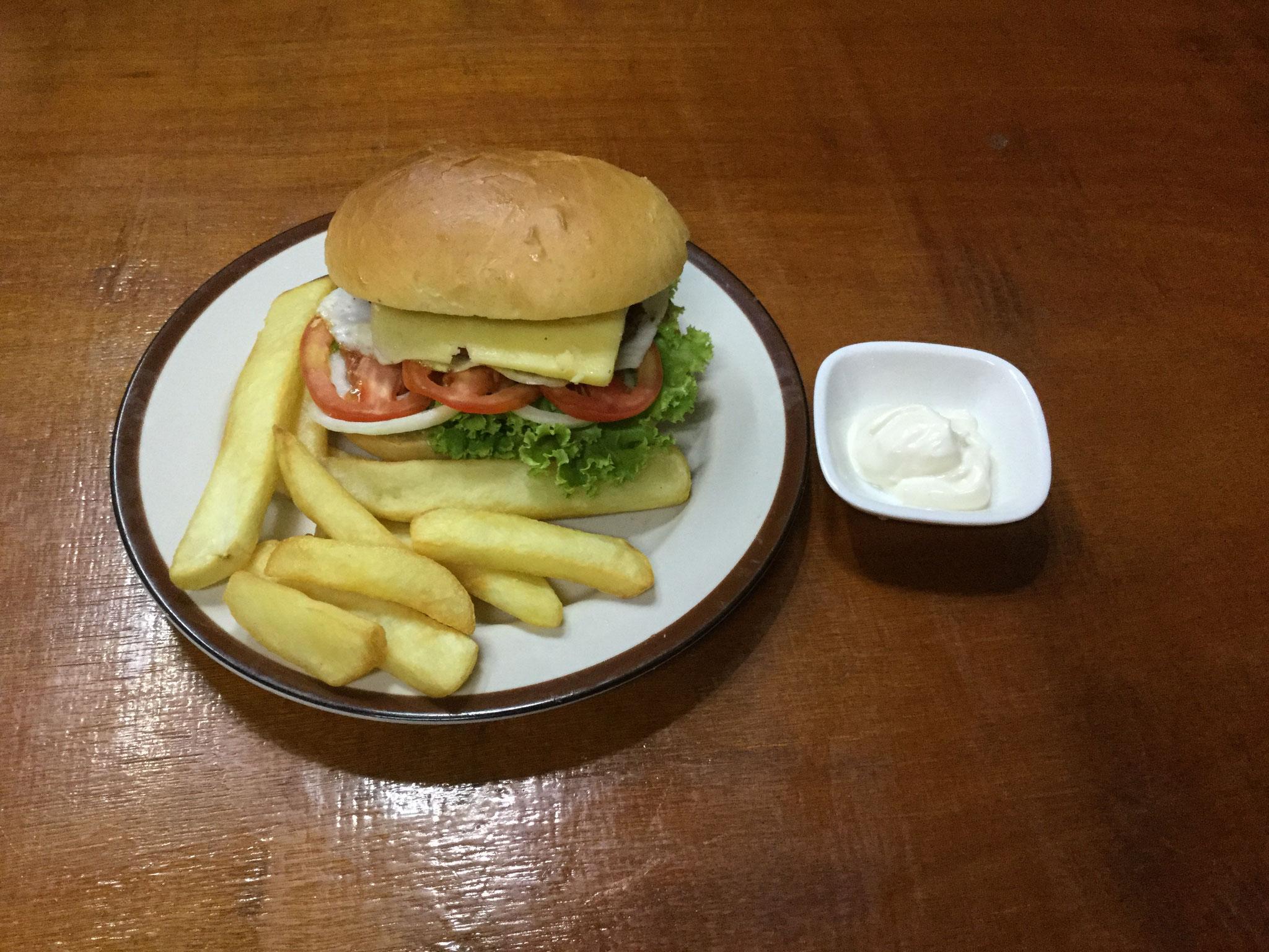 Hamburger full option