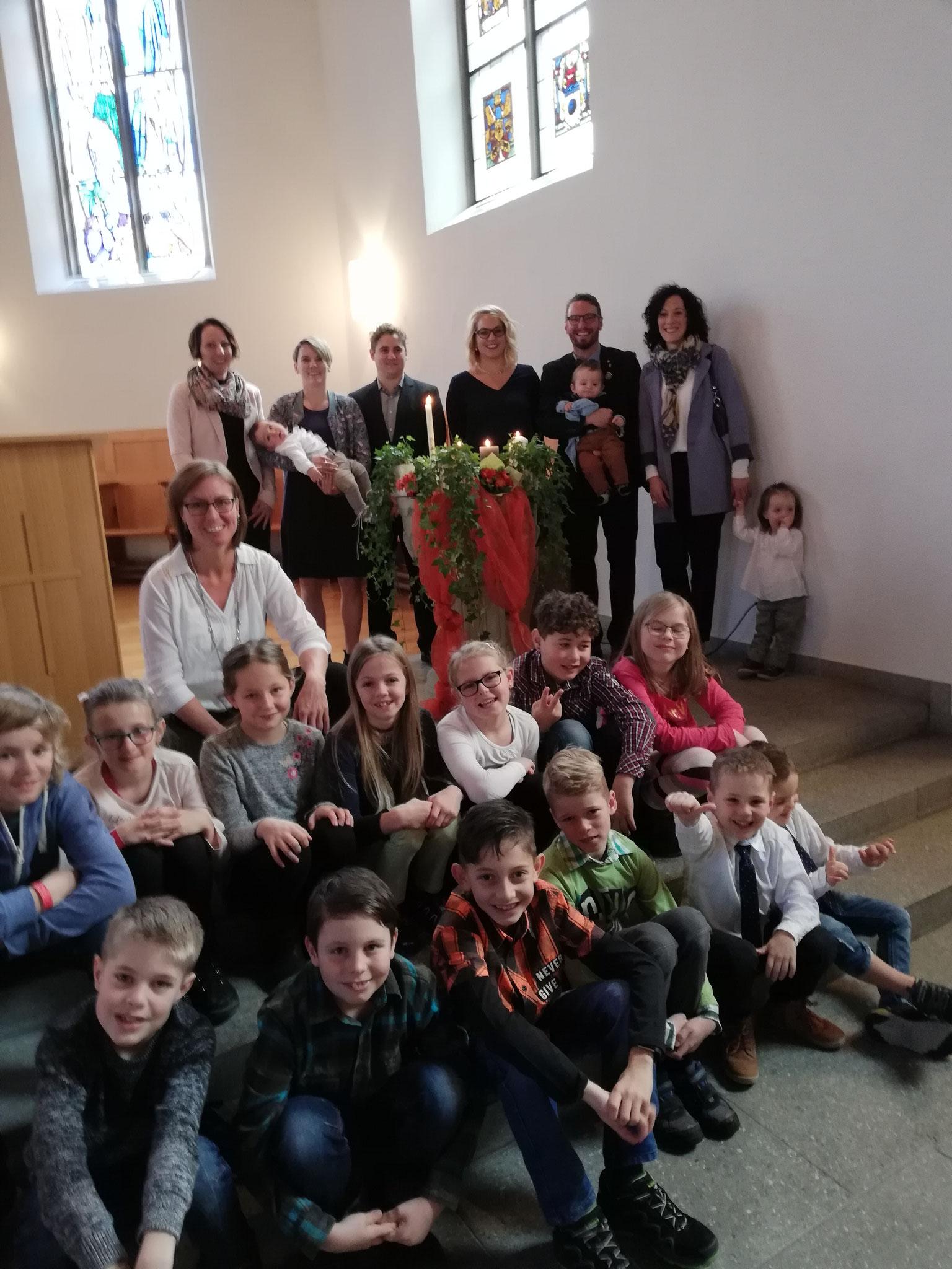Familien-Taufgottesdienst