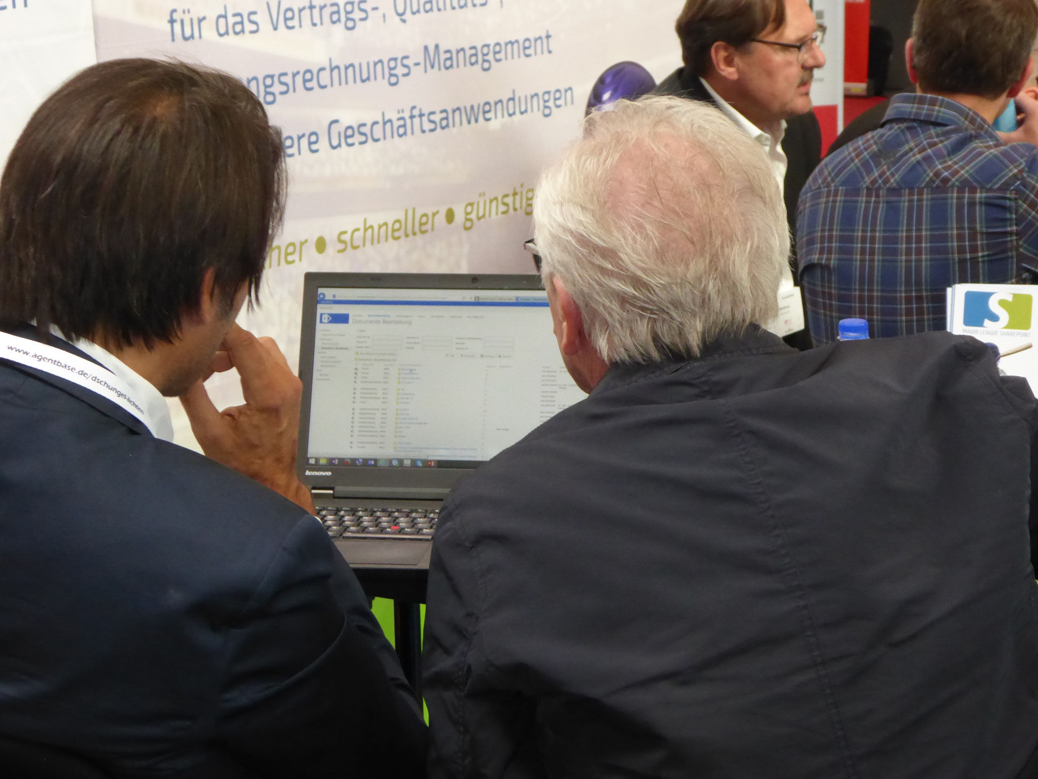 MAJOR LEAGUE auf der IT & MEDIA 2016 in Bielefeld