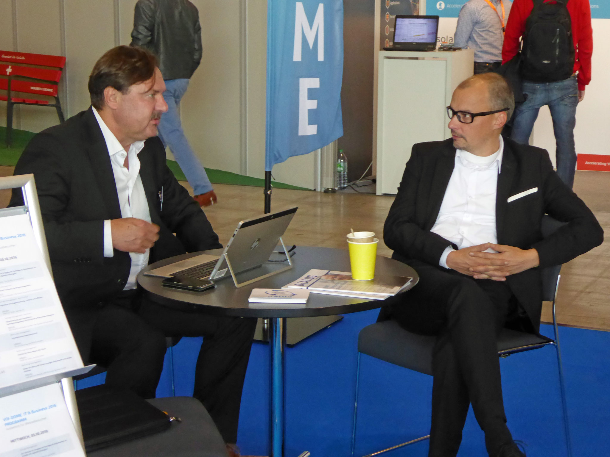 MAJOR LEAGUE auf der IT & Business 2016 in Stuttgart