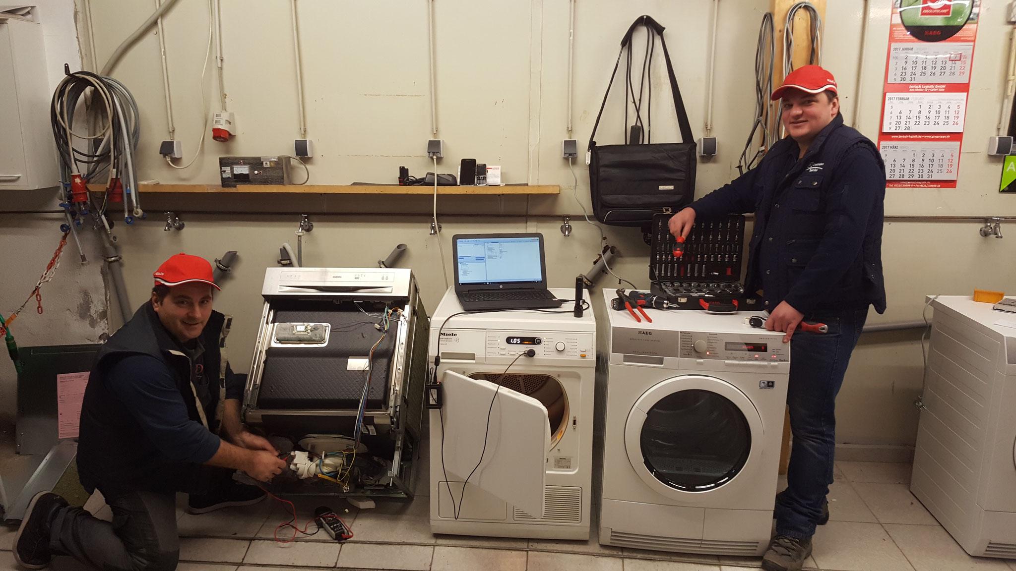 HGS Elektro Elektrogeräte Kundendienst seit 1986 in Köln